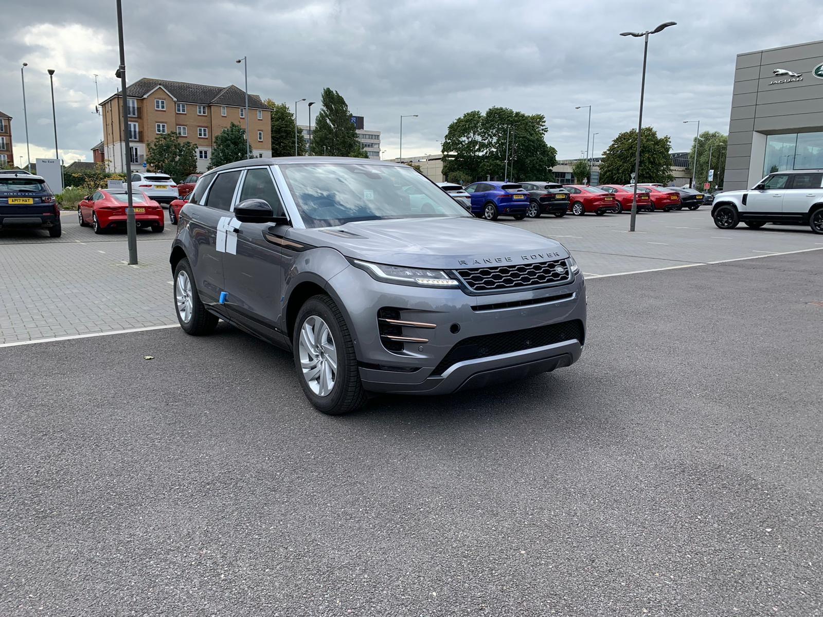 Land Rover New Range Rover Evoque AWD Auto R-Dynamic S image 1