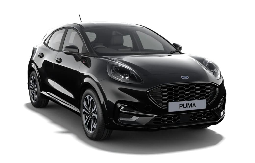 Ford Puma 1.0 EcoBoost Hybrid mHEV ST-Line Design 5dr Hatchback
