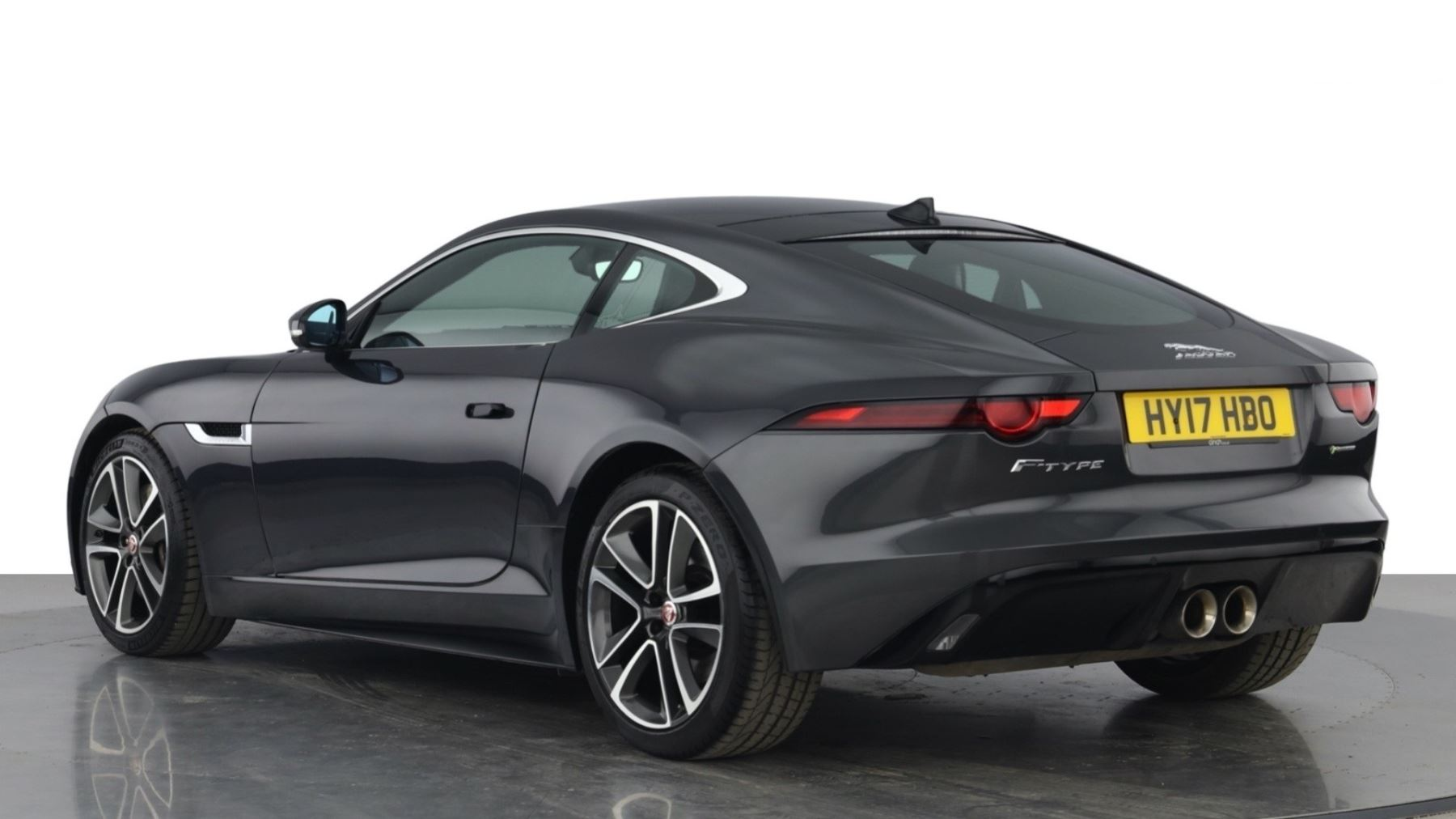Jaguar F-TYPE 3.0 Supercharged V6 R-Dynamic with Panoramic Sunroof and Meridian Surround Sound image 2