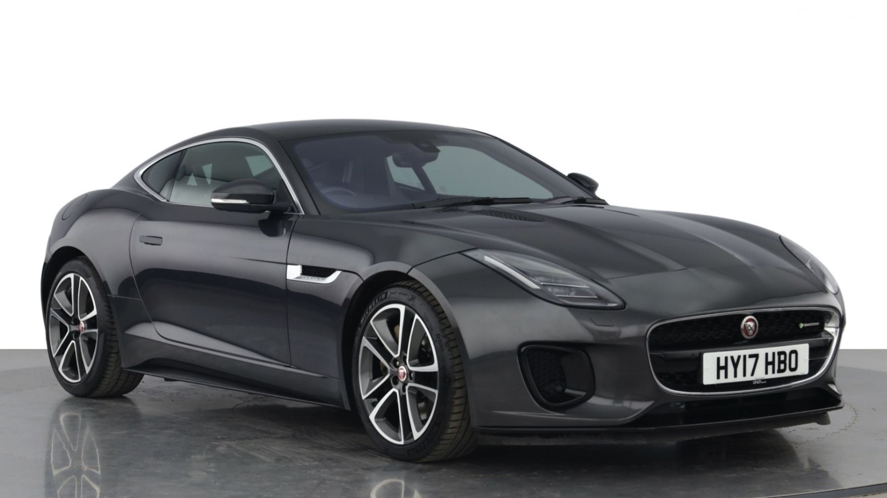 Jaguar F-TYPE 3.0 Supercharged V6 R-Dynamic with Panoramic Sunroof and Meridian Surround Sound Automatic 2 door Coupe