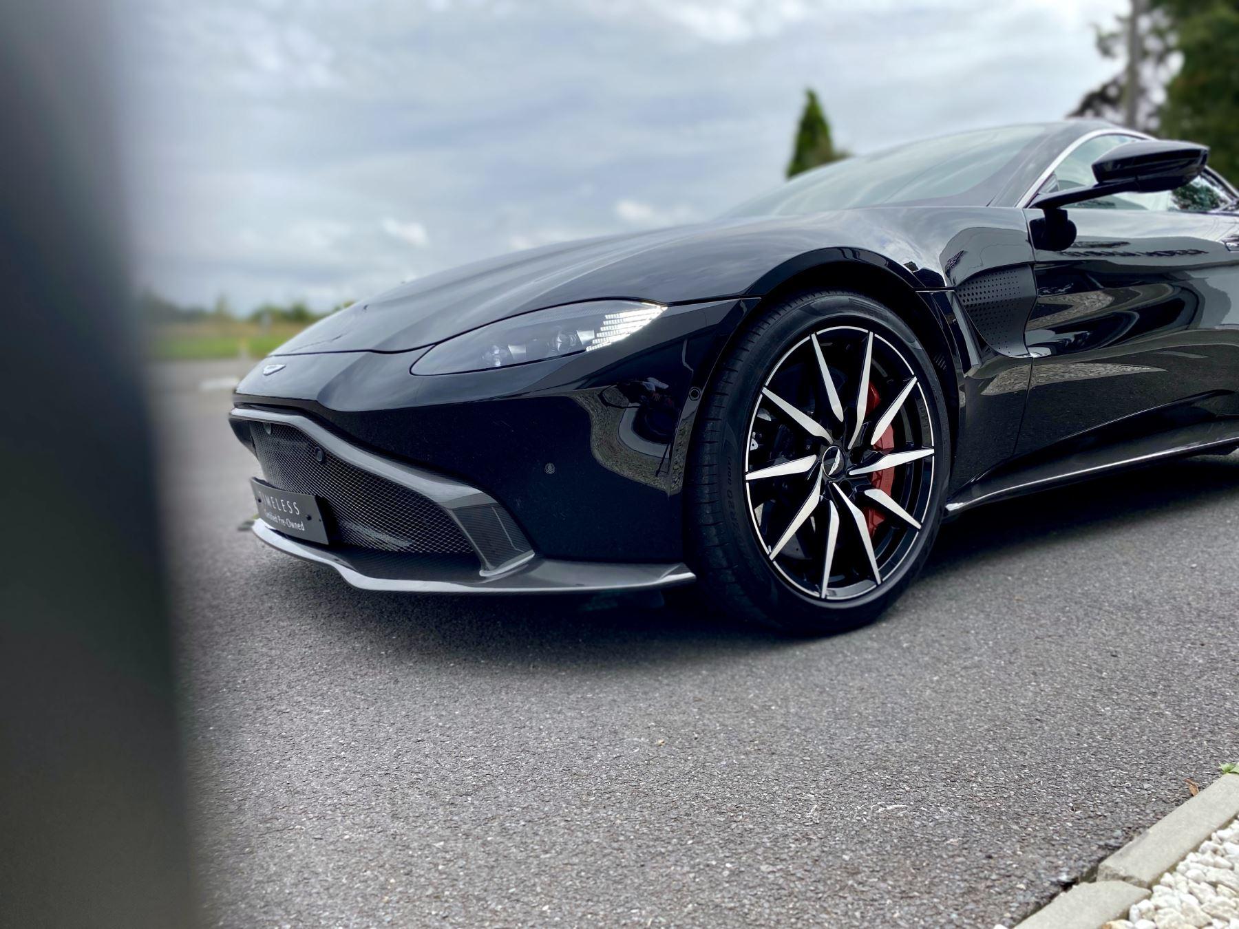 Aston Martin New Vantage 2dr ZF 8 Speed Auto. 4.0 Twin Turbo ZF Gearbox  Reversing Camera Heated Seats Ceramic Brakes image 21