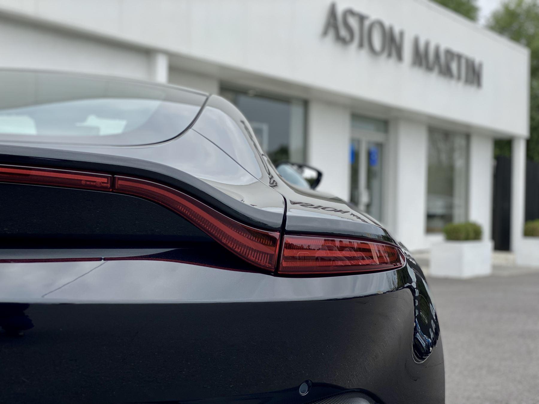 Aston Martin New Vantage 2dr ZF 8 Speed Auto. 4.0 Twin Turbo ZF Gearbox  Reversing Camera Heated Seats Ceramic Brakes image 12