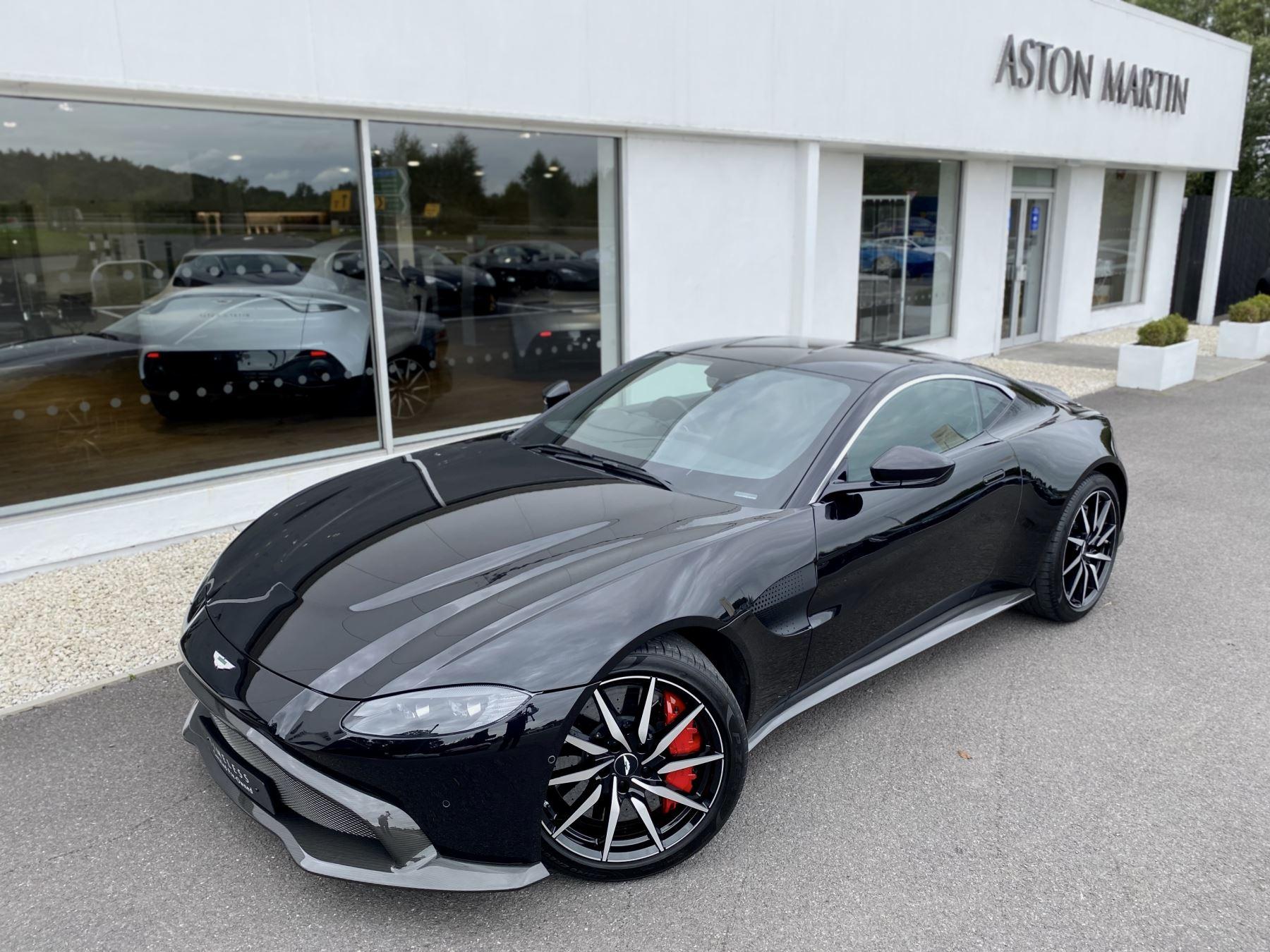 Aston Martin New Vantage 2dr ZF 8 Speed Auto. 4.0 Twin Turbo ZF Gearbox  Reversing Camera Heated Seats Ceramic Brakes image 10