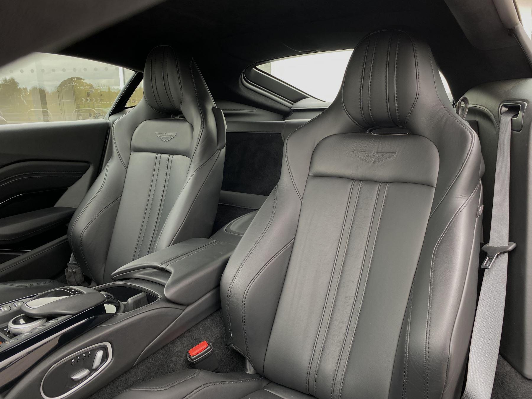 Aston Martin New Vantage 2dr ZF 8 Speed Auto. 4.0 Twin Turbo ZF Gearbox  Reversing Camera Heated Seats Ceramic Brakes image 25