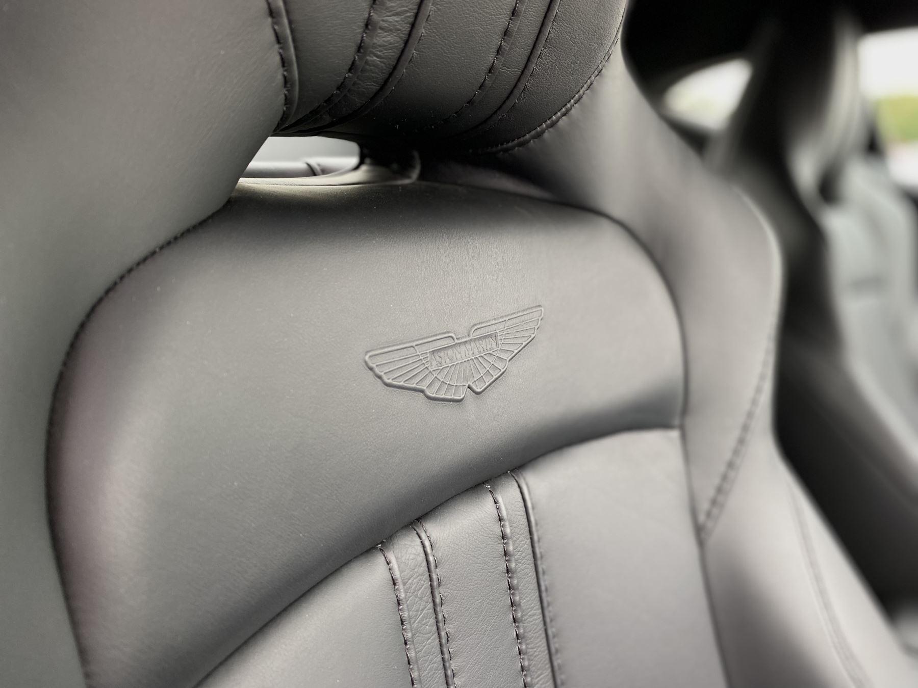 Aston Martin New Vantage 2dr ZF 8 Speed Auto. 4.0 Twin Turbo ZF Gearbox  Reversing Camera Heated Seats Ceramic Brakes image 26