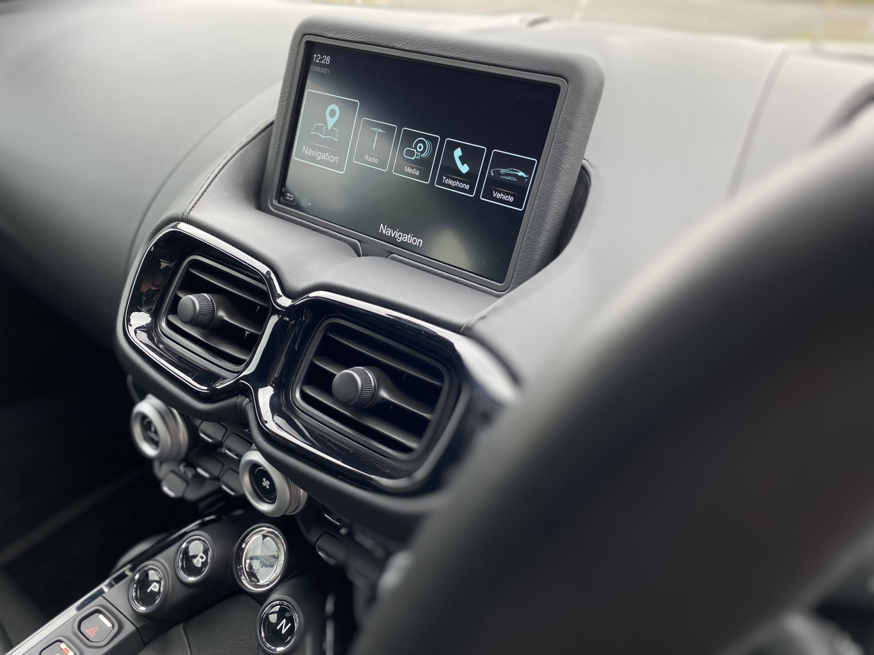 Aston Martin New Vantage 2dr ZF 8 Speed Auto. 4.0 Twin Turbo ZF Gearbox  Reversing Camera Heated Seats Ceramic Brakes image 30