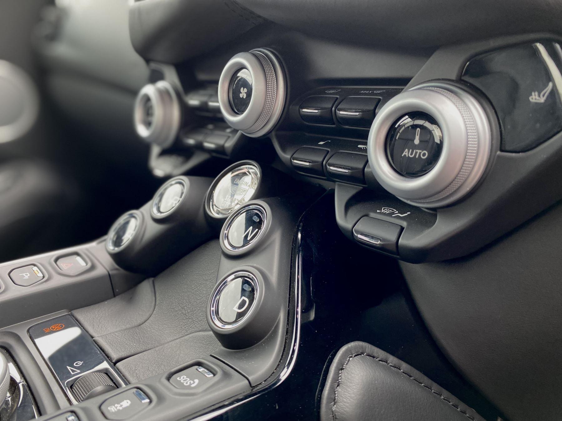 Aston Martin New Vantage 2dr ZF 8 Speed Auto. 4.0 Twin Turbo ZF Gearbox  Reversing Camera Heated Seats Ceramic Brakes image 32