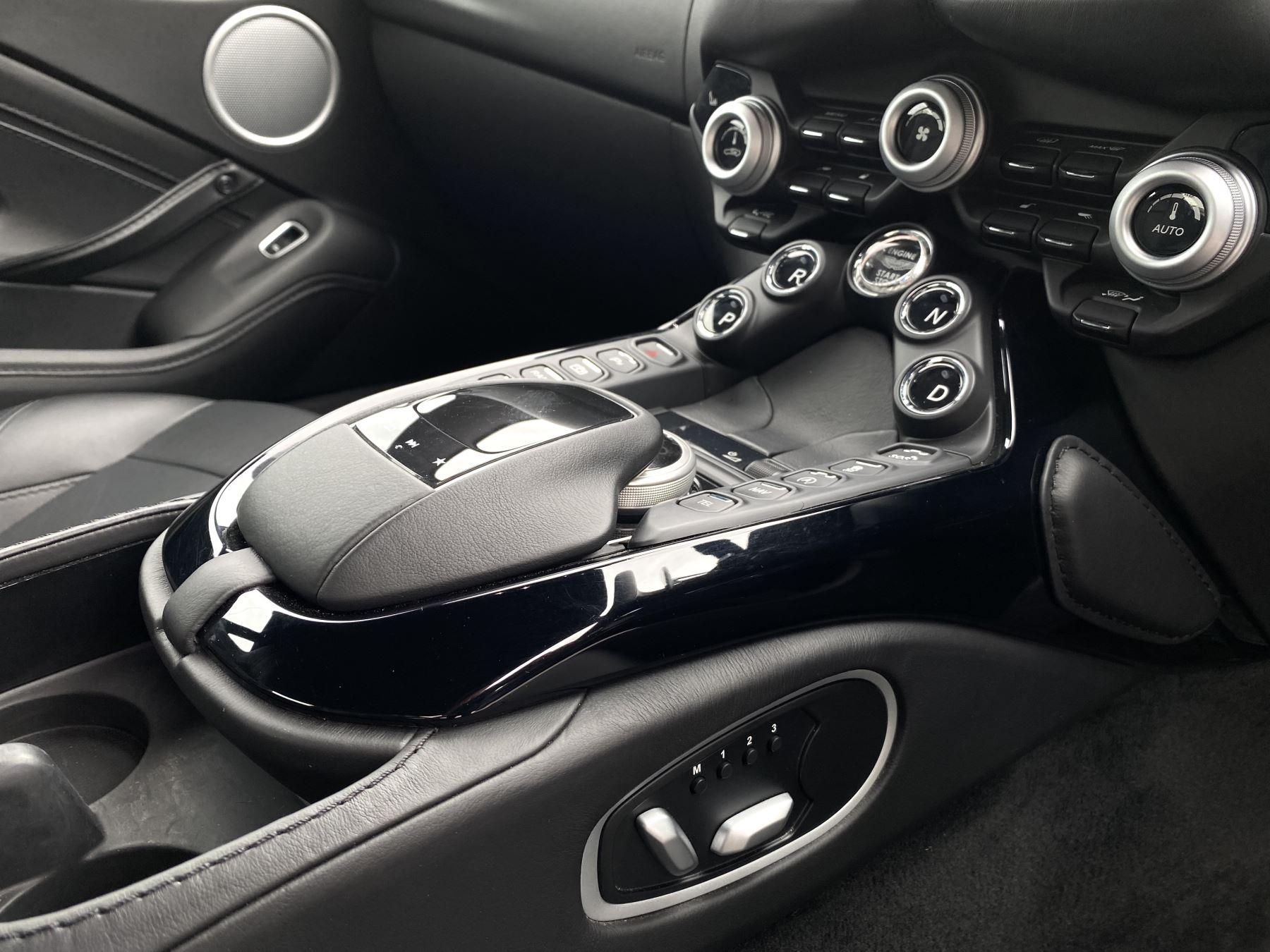 Aston Martin New Vantage 2dr ZF 8 Speed Auto. 4.0 Twin Turbo ZF Gearbox  Reversing Camera Heated Seats Ceramic Brakes image 33