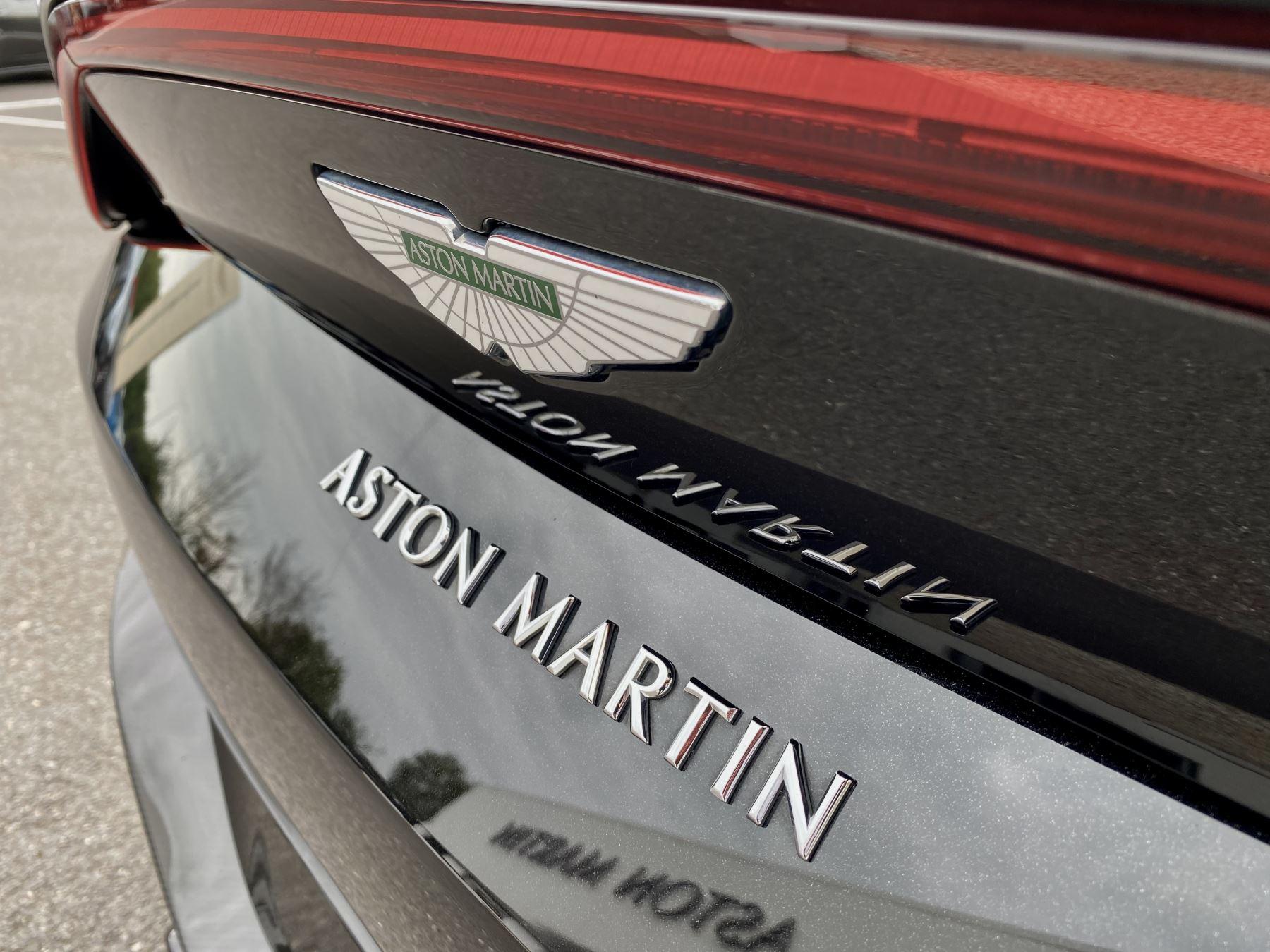 Aston Martin New Vantage 2dr ZF 8 Speed Auto. 4.0 Twin Turbo ZF Gearbox  Reversing Camera Heated Seats Ceramic Brakes image 15