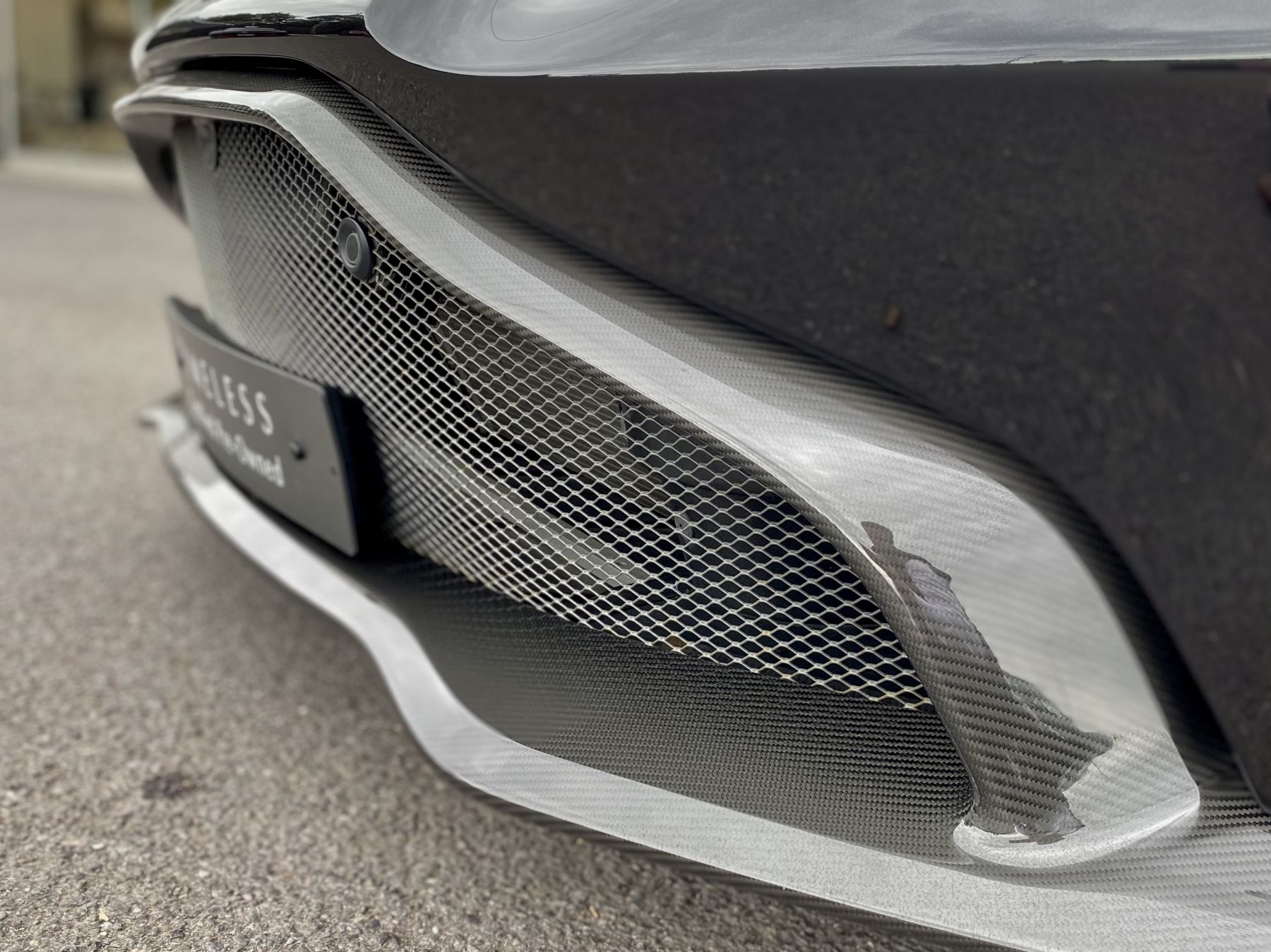 Aston Martin New Vantage 2dr ZF 8 Speed Auto. 4.0 Twin Turbo ZF Gearbox  Reversing Camera Heated Seats Ceramic Brakes image 18