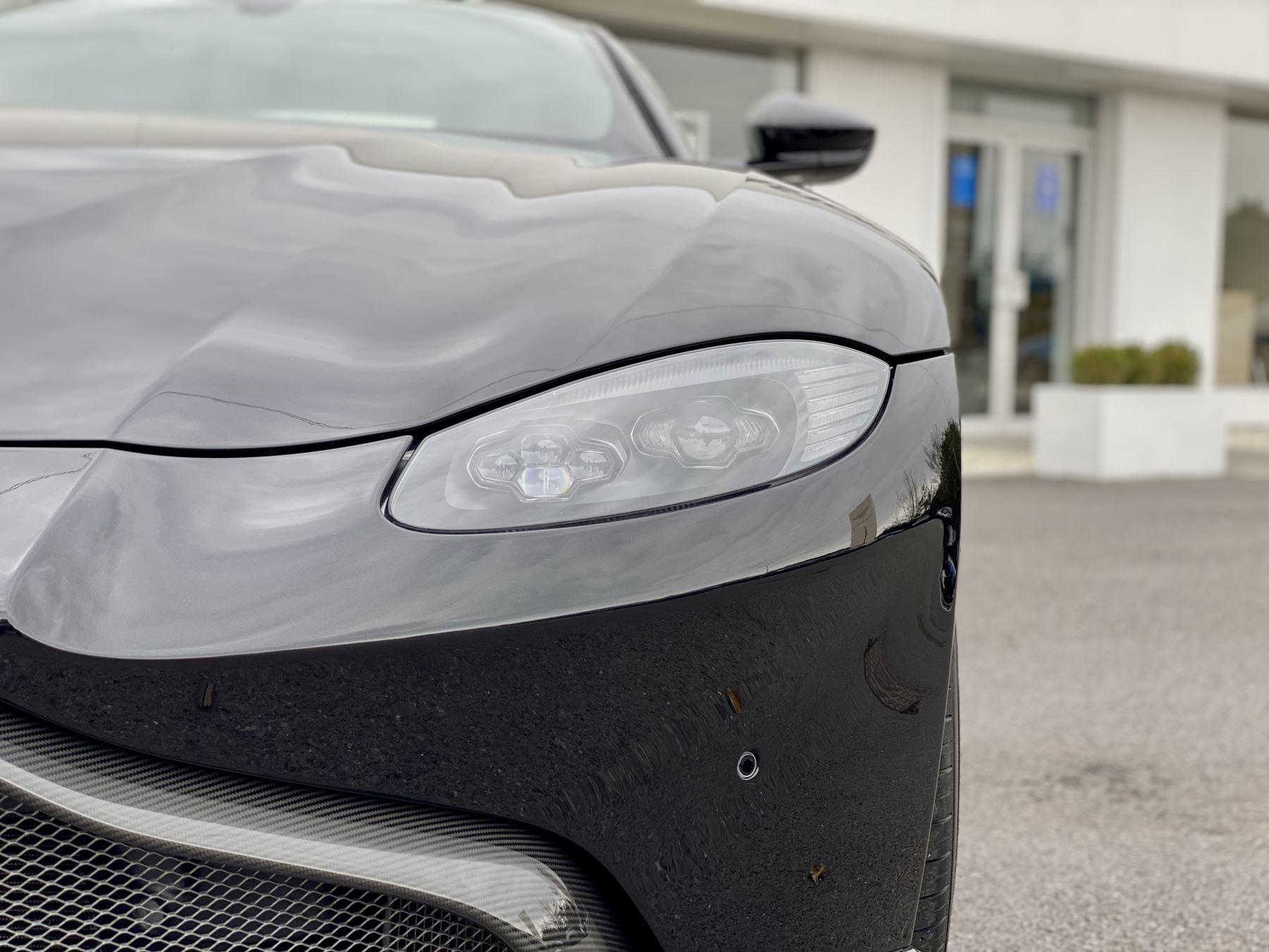 Aston Martin New Vantage 2dr ZF 8 Speed Auto. 4.0 Twin Turbo ZF Gearbox  Reversing Camera Heated Seats Ceramic Brakes image 11