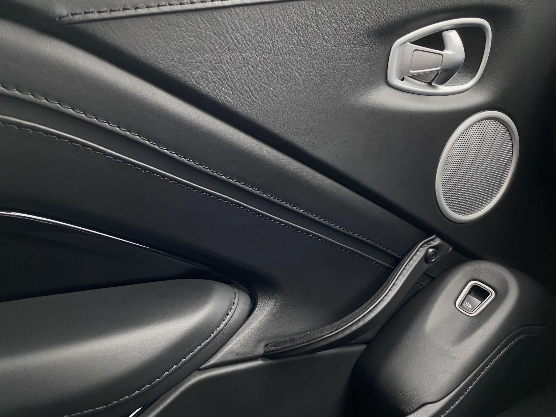Aston Martin New Vantage 2dr ZF 8 Speed Auto. 4.0 Twin Turbo ZF Gearbox  Reversing Camera Heated Seats Ceramic Brakes image 35