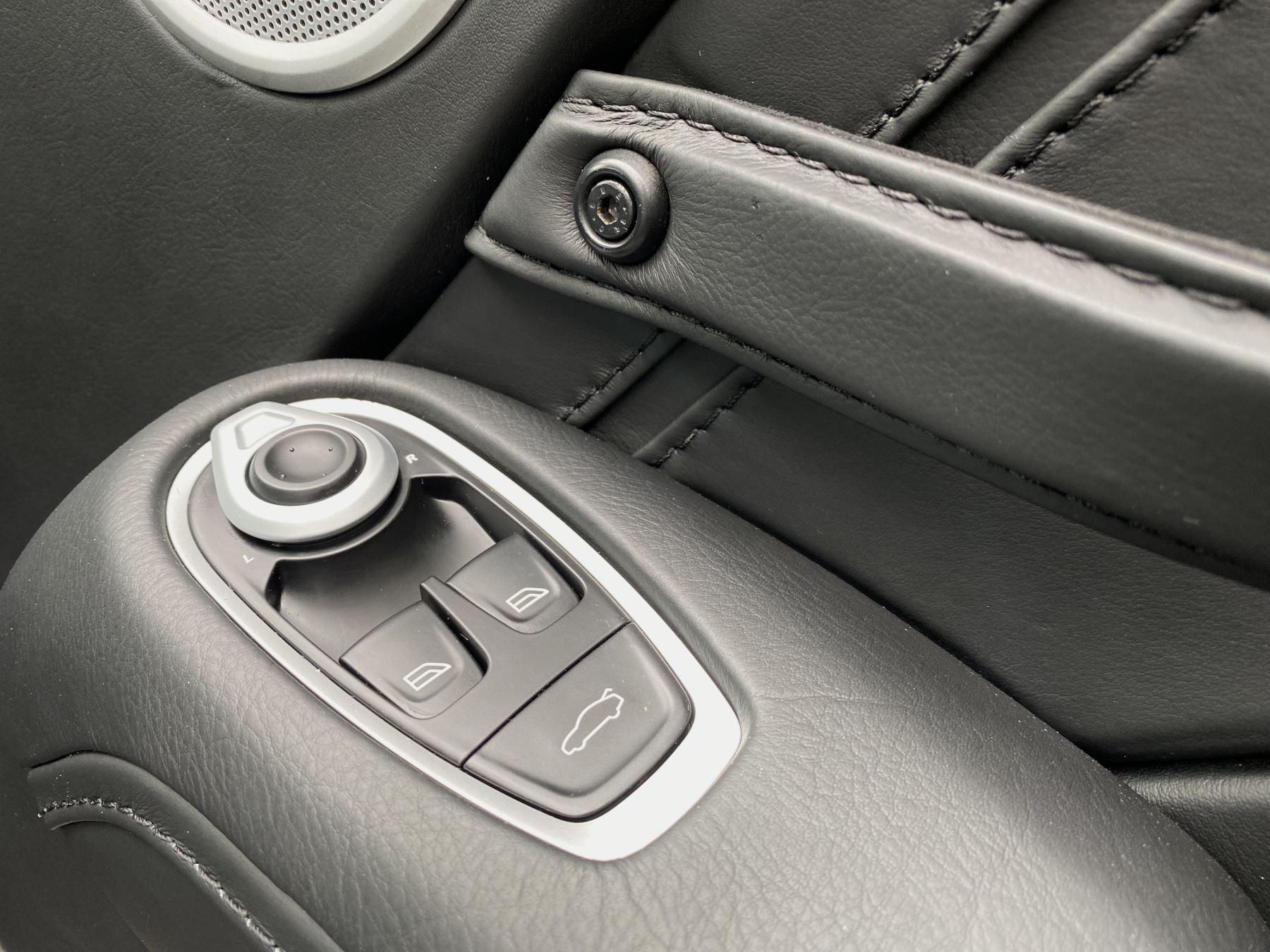 Aston Martin New Vantage 2dr ZF 8 Speed Auto. 4.0 Twin Turbo ZF Gearbox  Reversing Camera Heated Seats Ceramic Brakes image 36