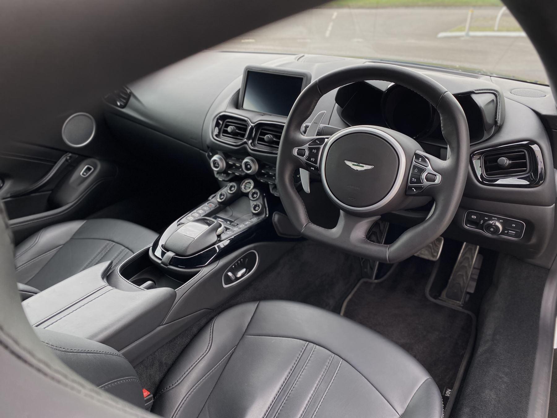 Aston Martin New Vantage 2dr ZF 8 Speed Auto. 4.0 Twin Turbo ZF Gearbox  Reversing Camera Heated Seats Ceramic Brakes image 22