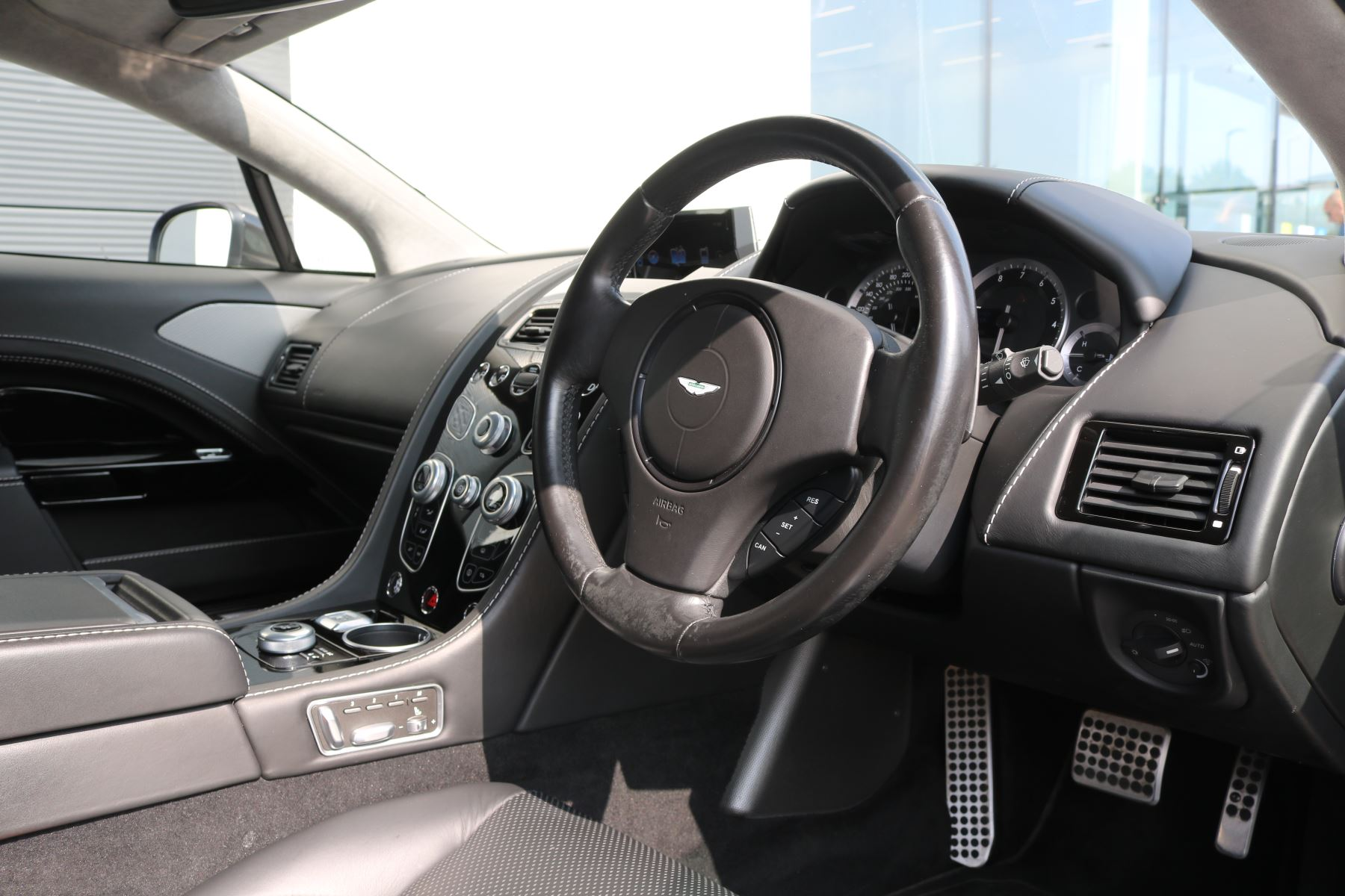 Aston Martin Rapide S V12 [552] 4dr Touchtronic III  image 16