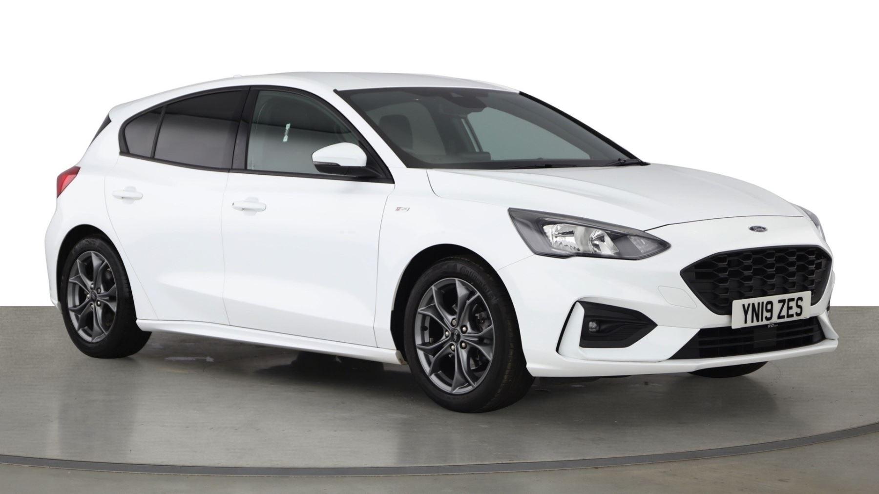 Ford Focus 1.0 EcoBoost 125 ST-Line 5dr with Navigation and Keyless Start Hatchback (2019)