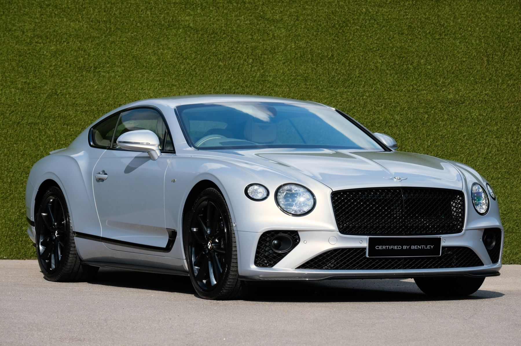 Bentley Continental GT 4.0 V8 - Mulliner Driving Specification with Black Painted Wheels - Touring and Centenary Spec Automatic 2 door Coupe