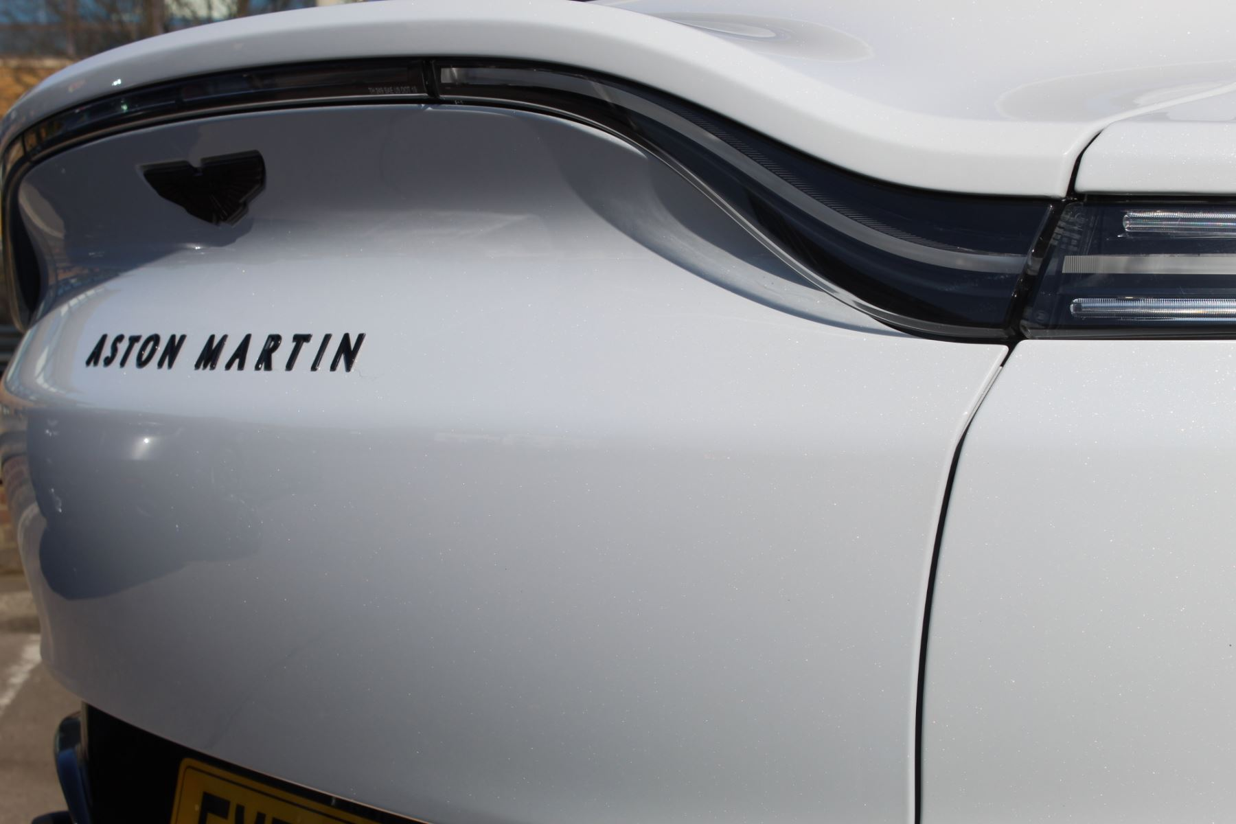Aston Martin DBX V8 Twin Turbo Massive Spec Low mileage image 14