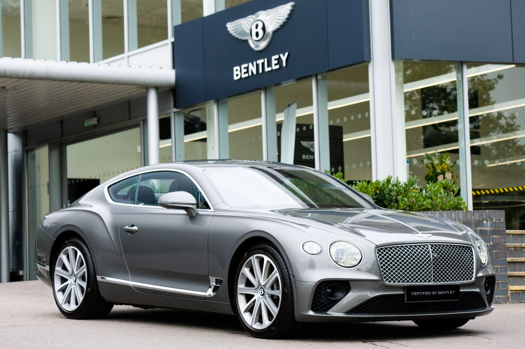 Bentley Continental GT 6.0 W12 - Touring, Front Seat and Dealer Launch Specification Automatic 2 door Coupe