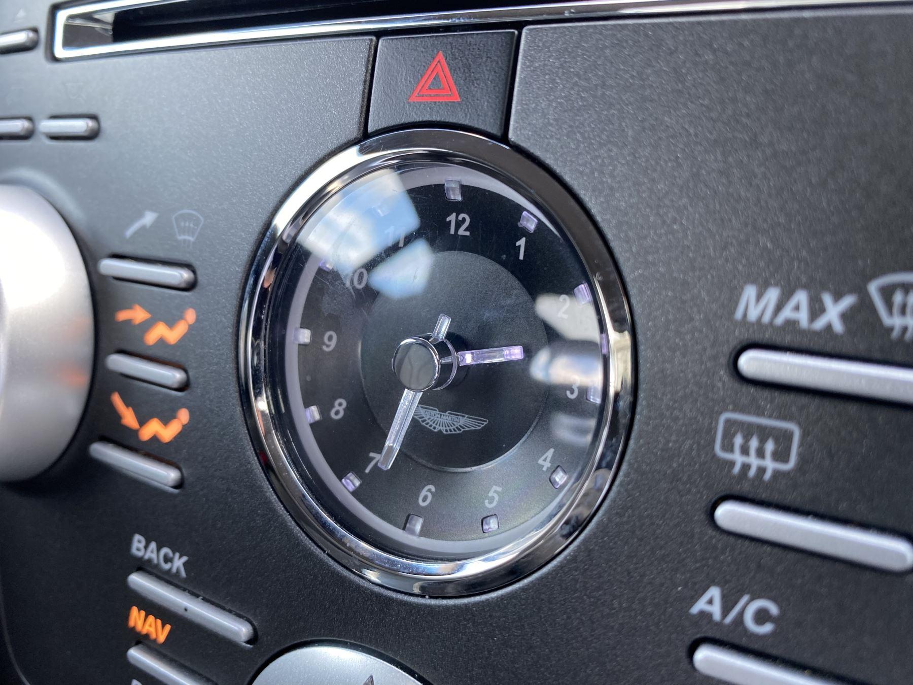 Aston Martin V12 Vantage 2dr v12 manual coupe. Sports Seats . Manual . Ceramic Brakes  image 33
