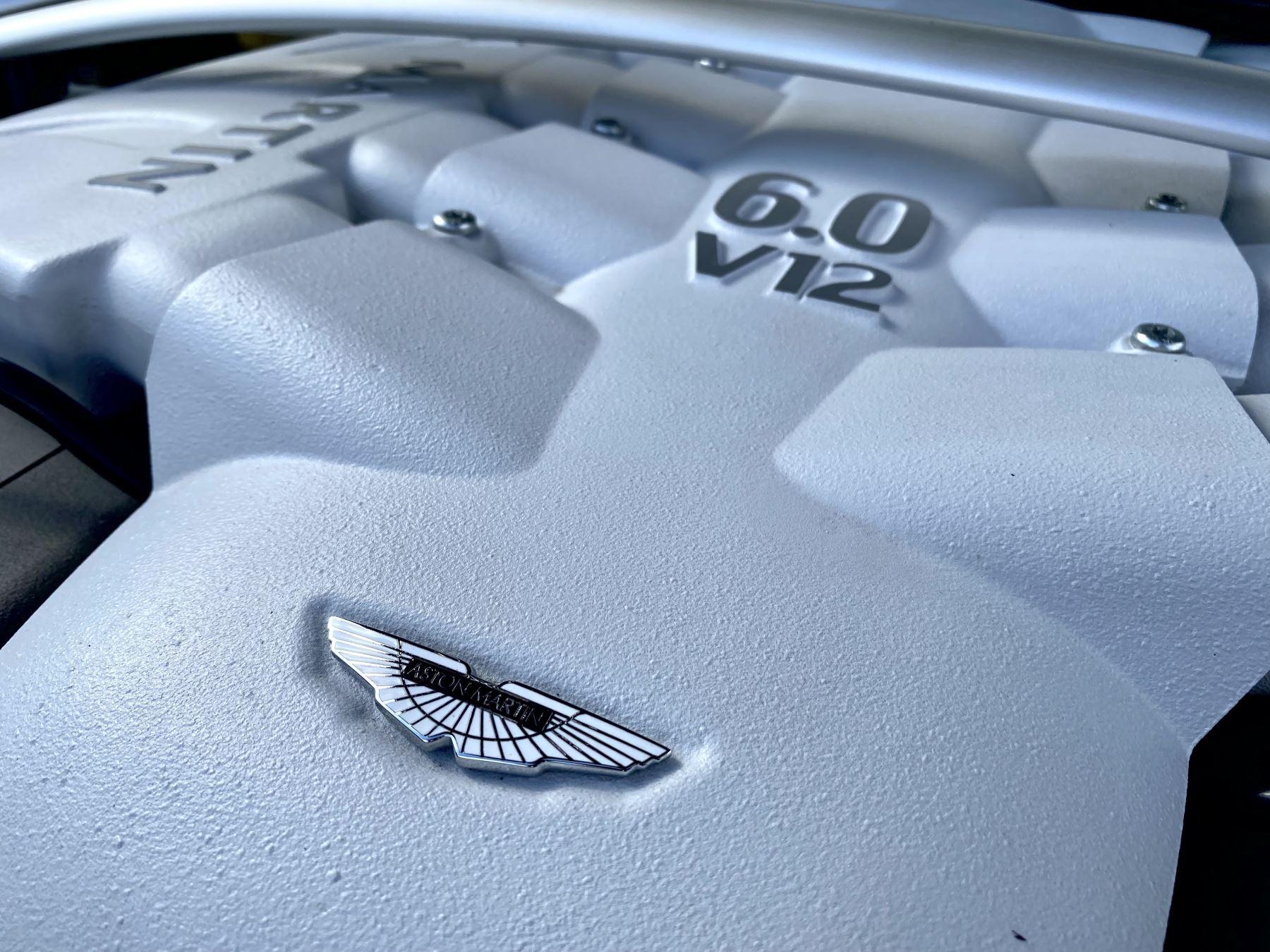 Aston Martin V12 Vantage 2dr v12 manual coupe. Sports Seats . Manual . Ceramic Brakes  image 19