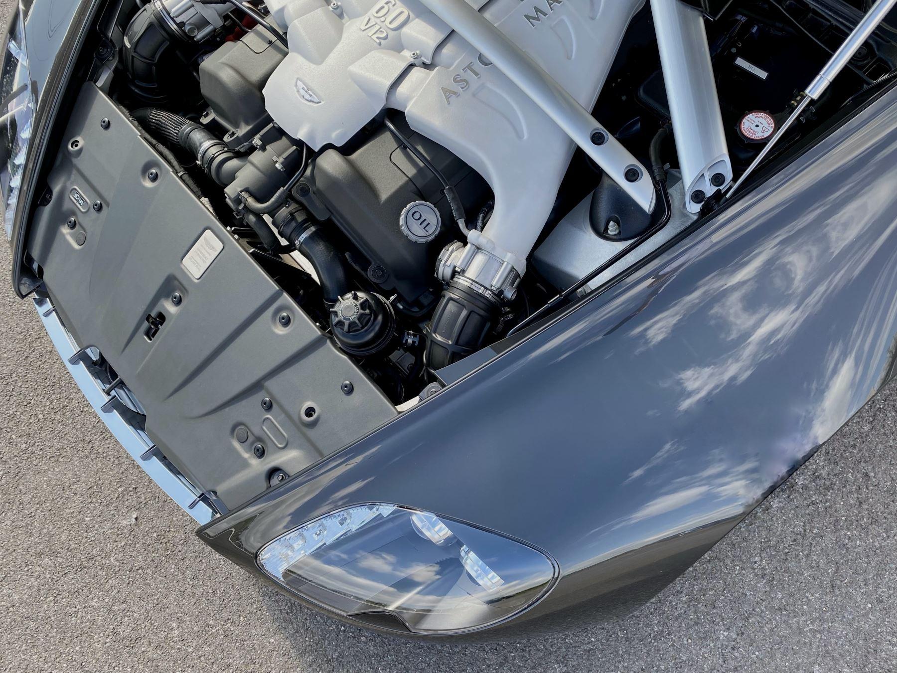 Aston Martin V12 Vantage 2dr v12 manual coupe. Sports Seats . Manual . Ceramic Brakes  image 18