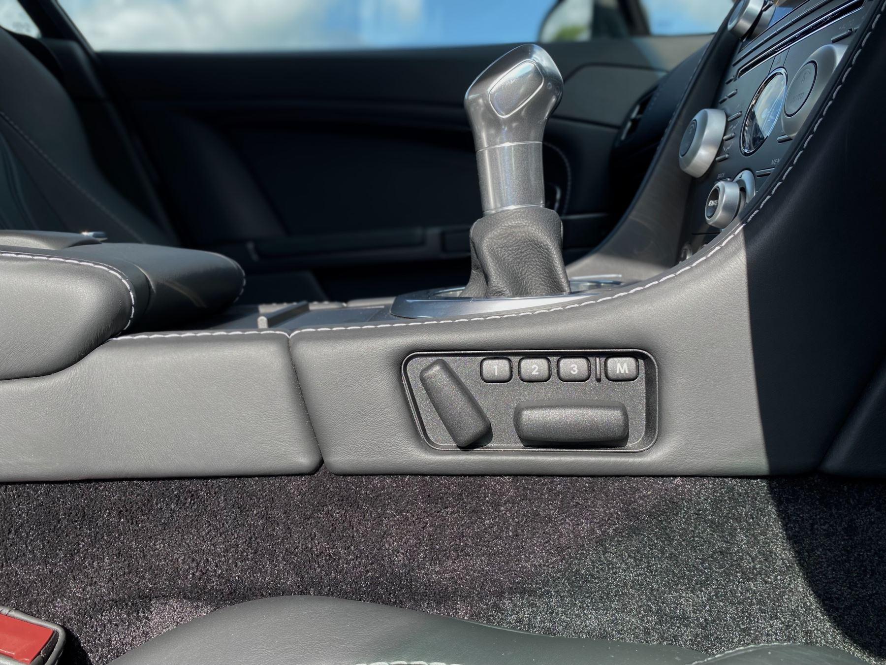 Aston Martin V12 Vantage 2dr v12 manual coupe. Sports Seats . Manual . Ceramic Brakes  image 35