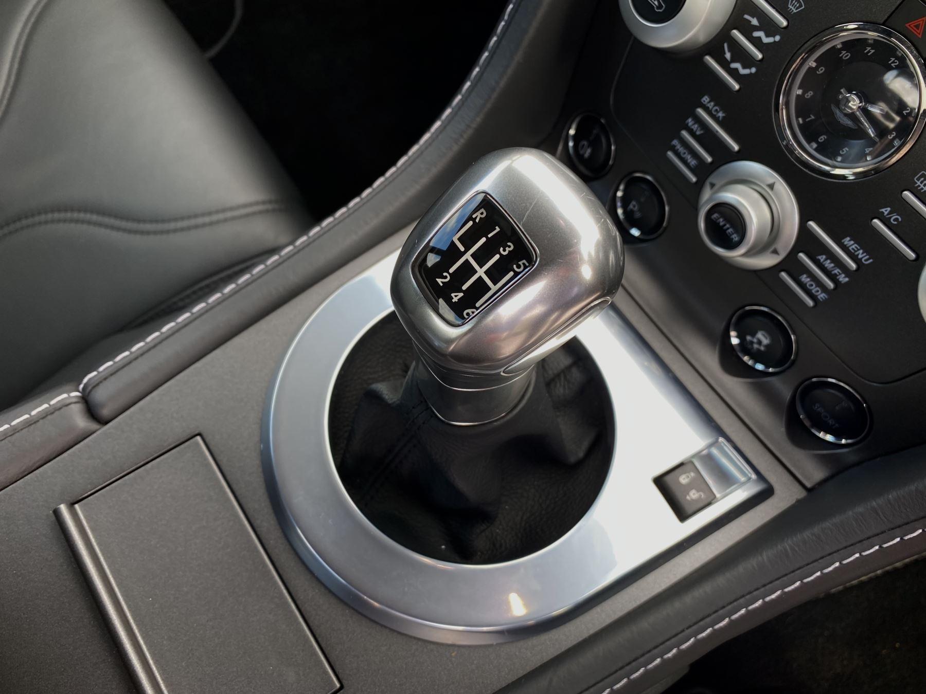 Aston Martin V12 Vantage 2dr v12 manual coupe. Sports Seats . Manual . Ceramic Brakes  image 34