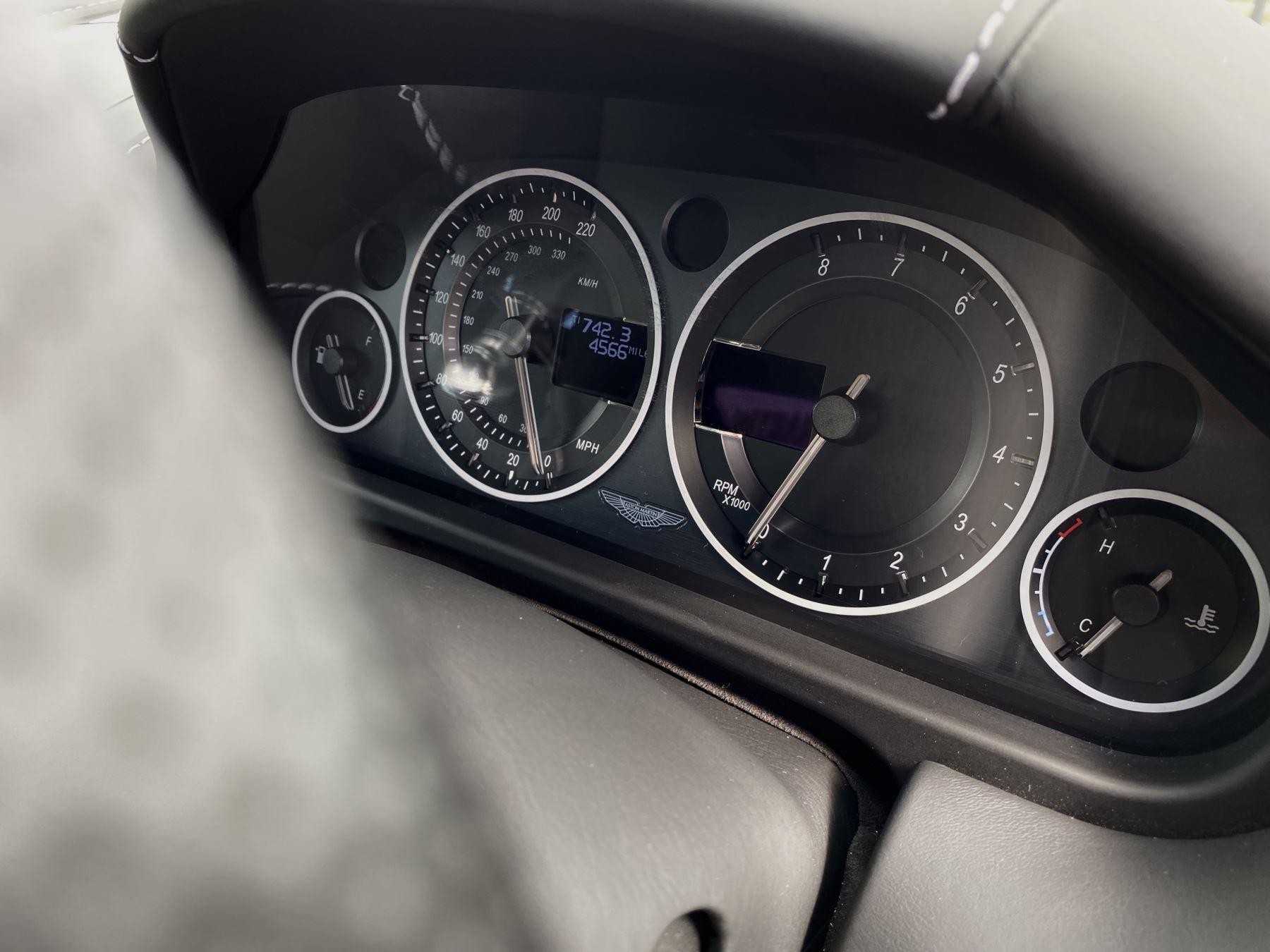 Aston Martin V12 Vantage 2dr v12 manual coupe. Sports Seats . Manual . Ceramic Brakes  image 31
