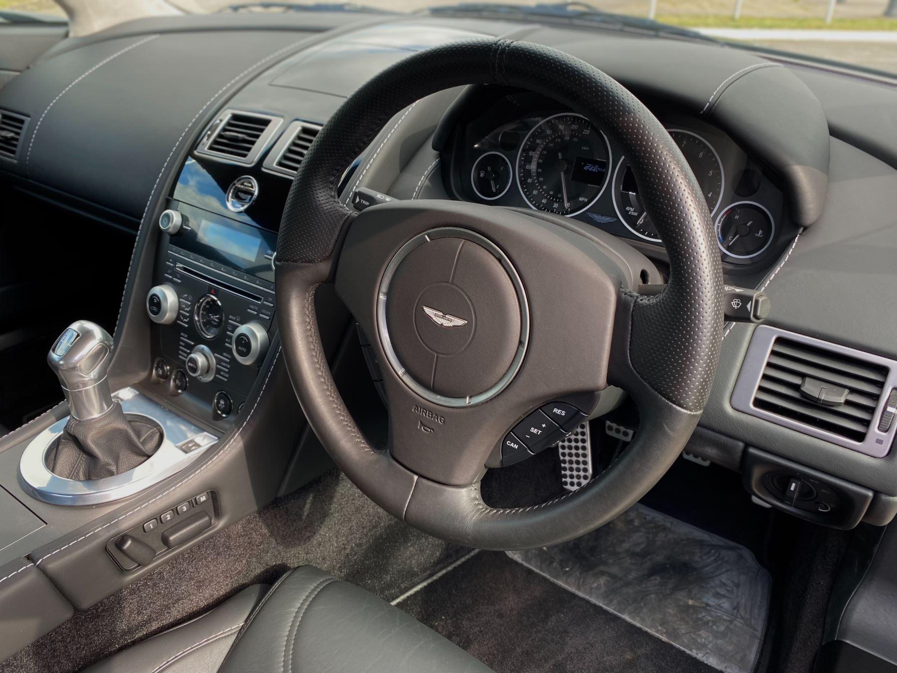 Aston Martin V12 Vantage 2dr v12 manual coupe. Sports Seats . Manual . Ceramic Brakes  image 30