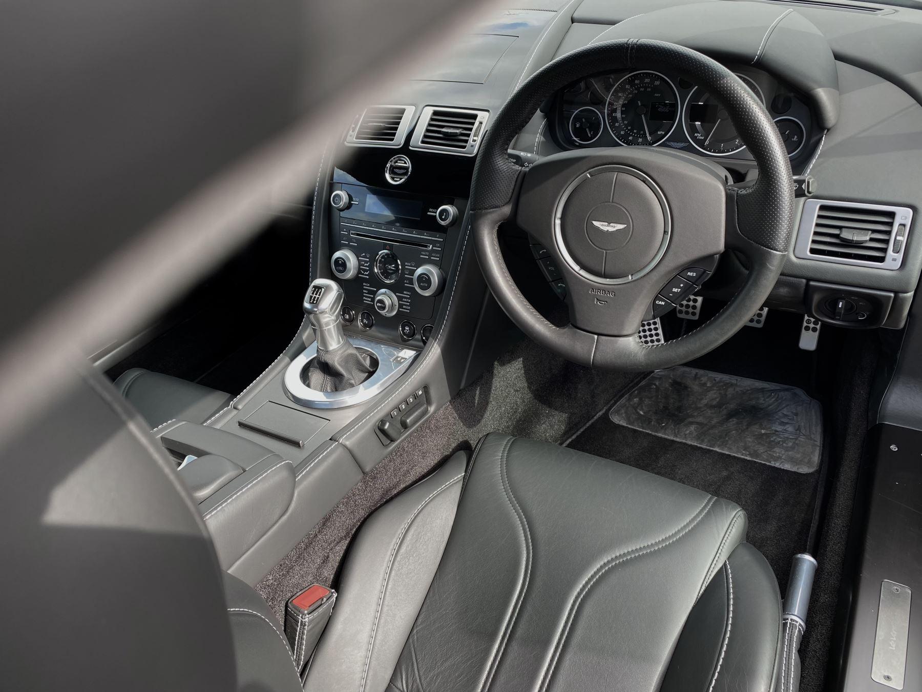 Aston Martin V12 Vantage 2dr v12 manual coupe. Sports Seats . Manual . Ceramic Brakes  image 22