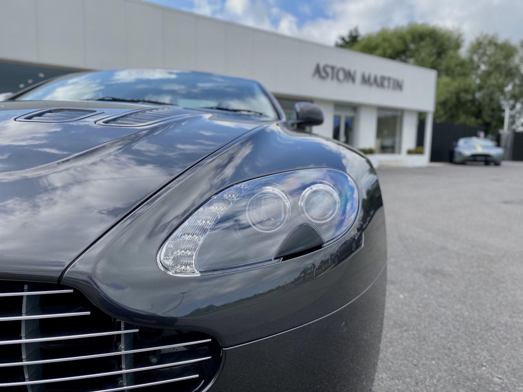 Aston Martin V12 Vantage 2dr v12 manual coupe. Sports Seats . Manual . Ceramic Brakes  image 12