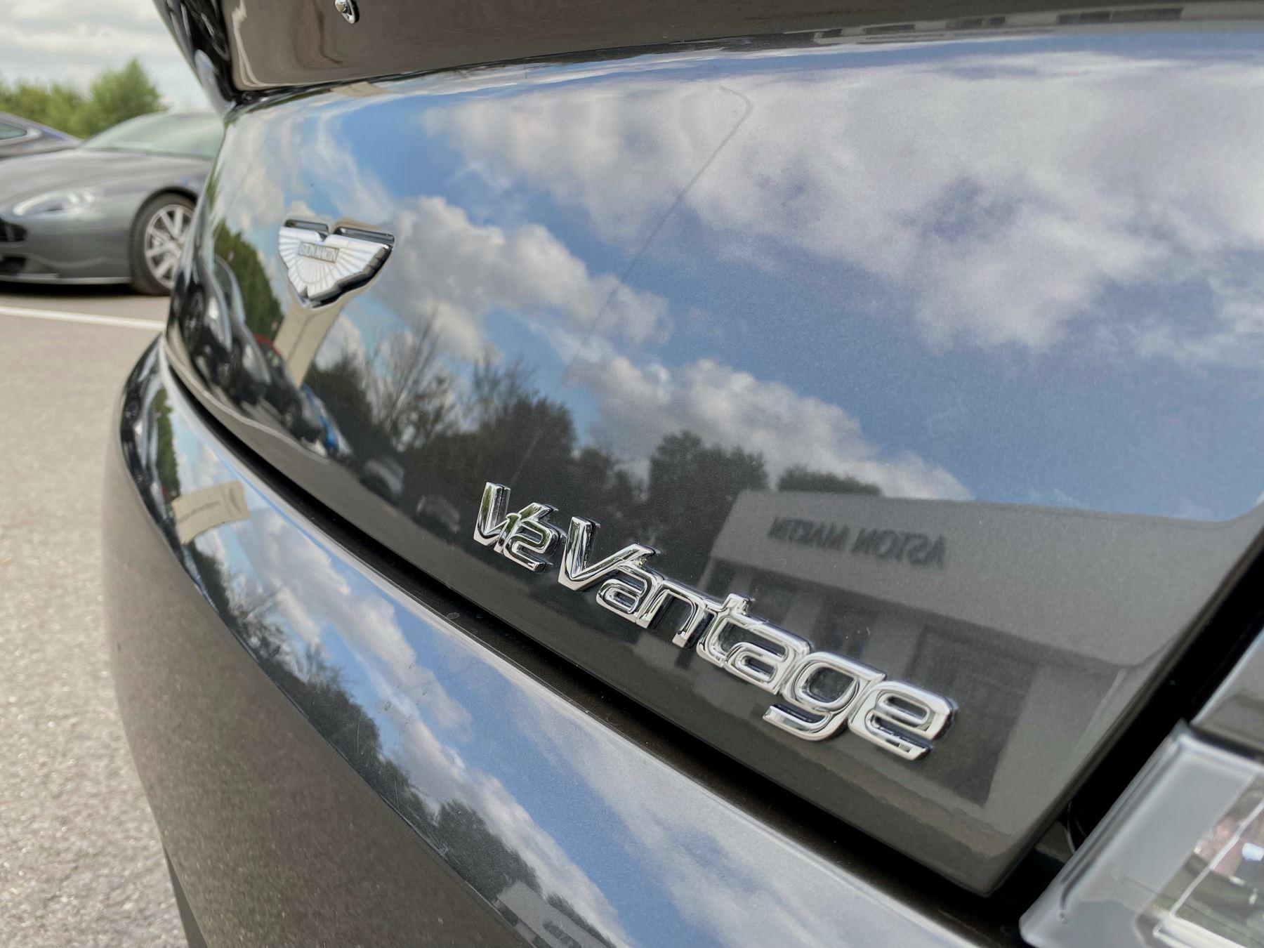 Aston Martin V12 Vantage 2dr v12 manual coupe. Sports Seats . Manual . Ceramic Brakes  image 17