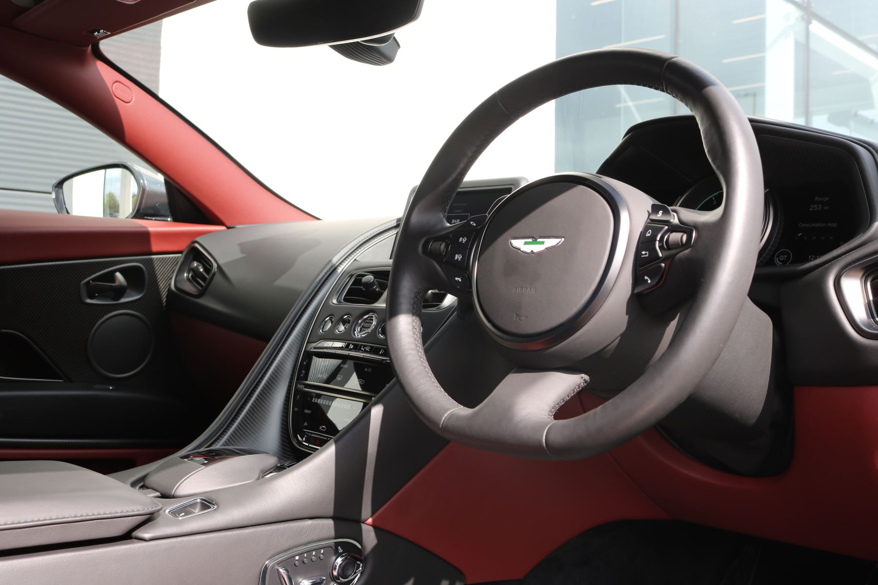 Aston Martin DB11 V12 AMR 2dr Touchtronic FREE SERVICING  image 19