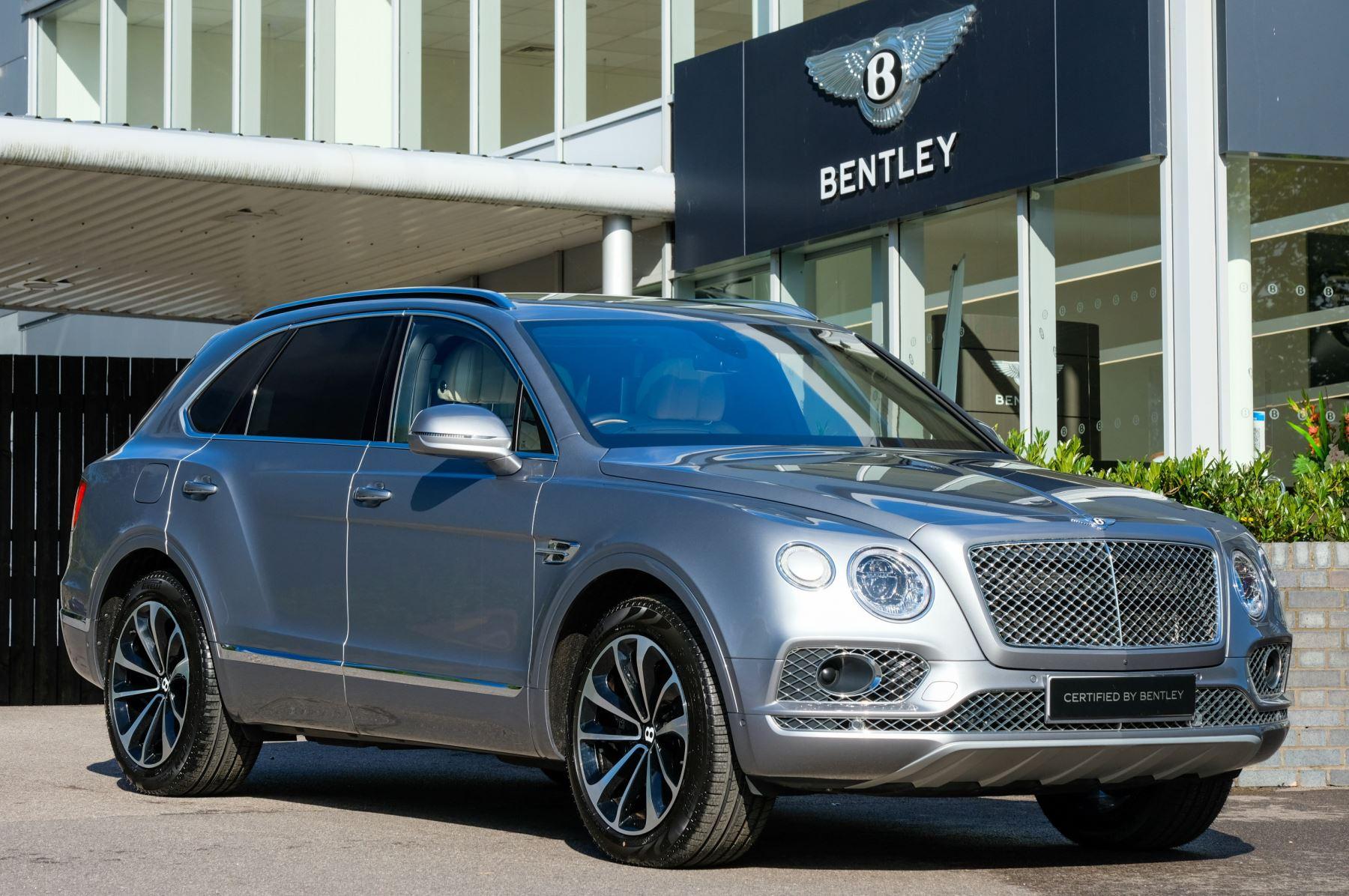 Bentley Bentayga 6.0 W12 - Mulliner, City, Touring & All Terrain Specification Automatic 5 door Estate