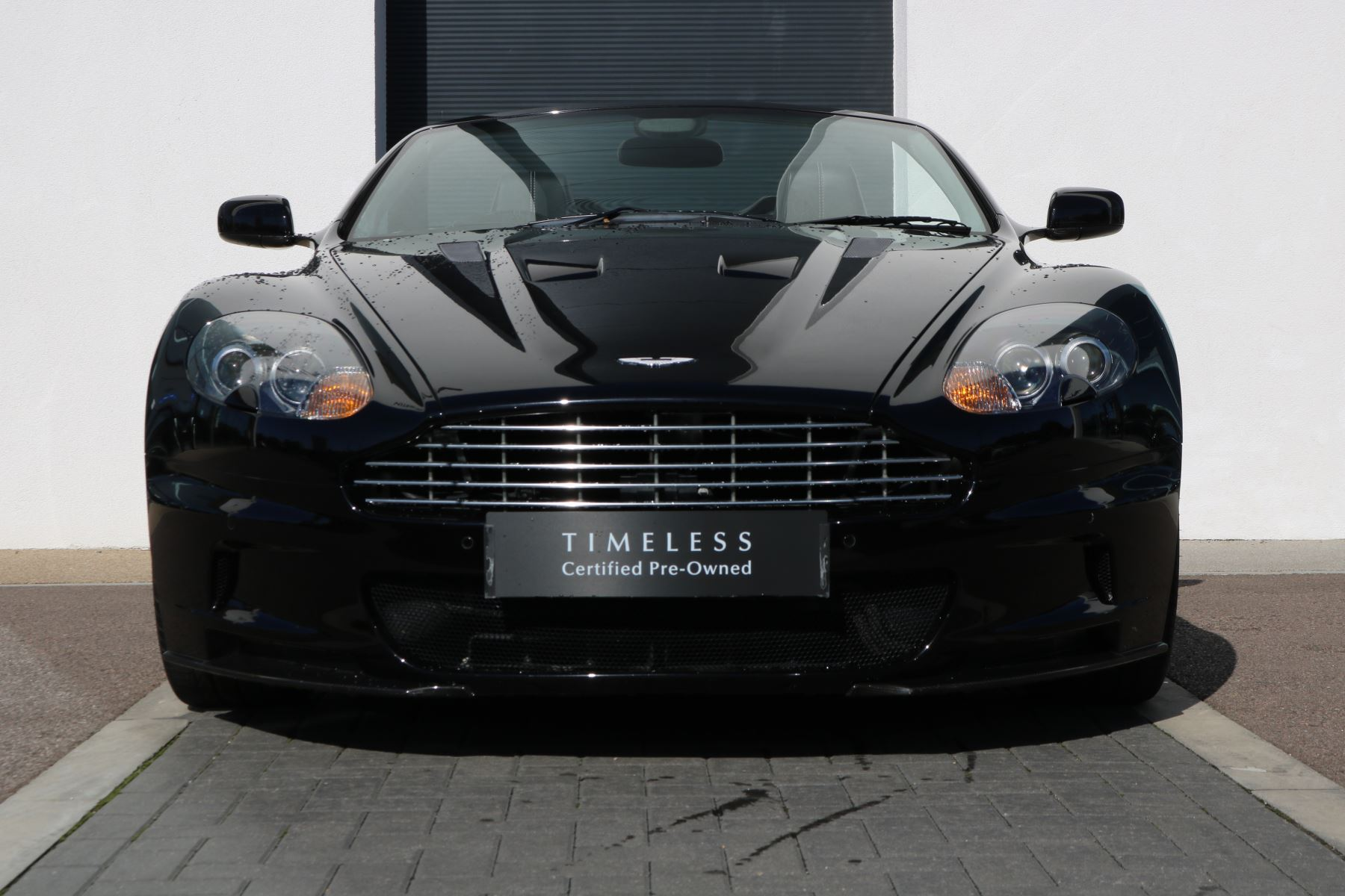 Aston Martin DBS DBS V12 Volante Touchtronic Bang and Olufsen Full Service History  5.9 Automatic 2 door Convertible