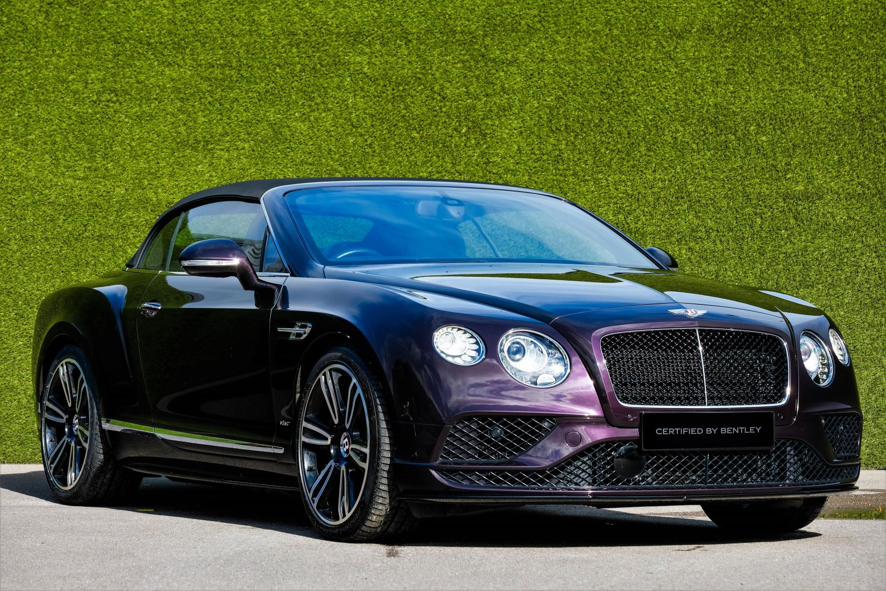 Bentley Continental GTC 4.0 V8 S Mulliner Driving Spec - Premier and All Seasons Specification Automatic 2 door Convertible