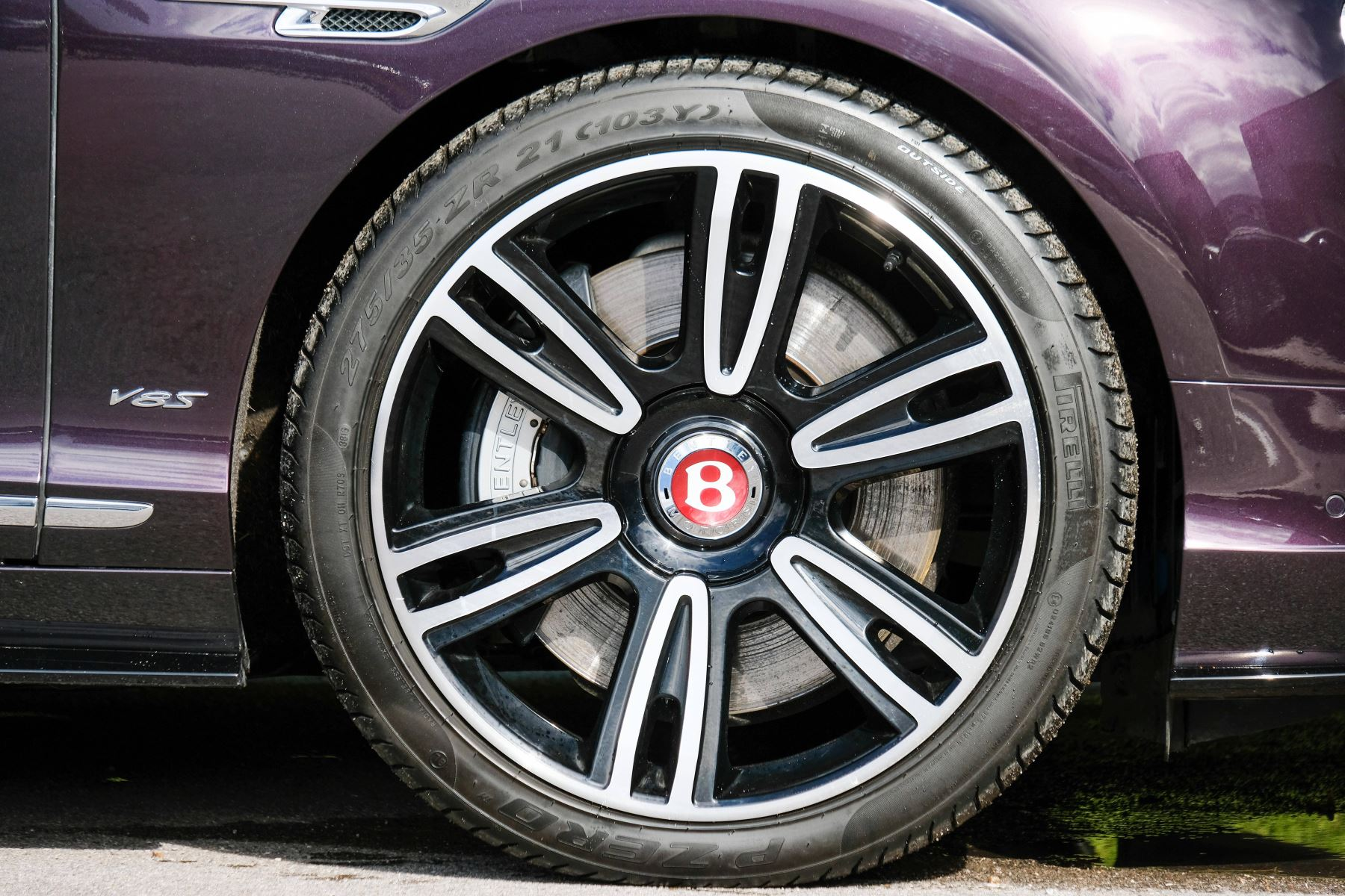 Bentley Continental GTC 4.0 V8 S Mulliner Driving Spec - Premier and All Seasons Specification image 8