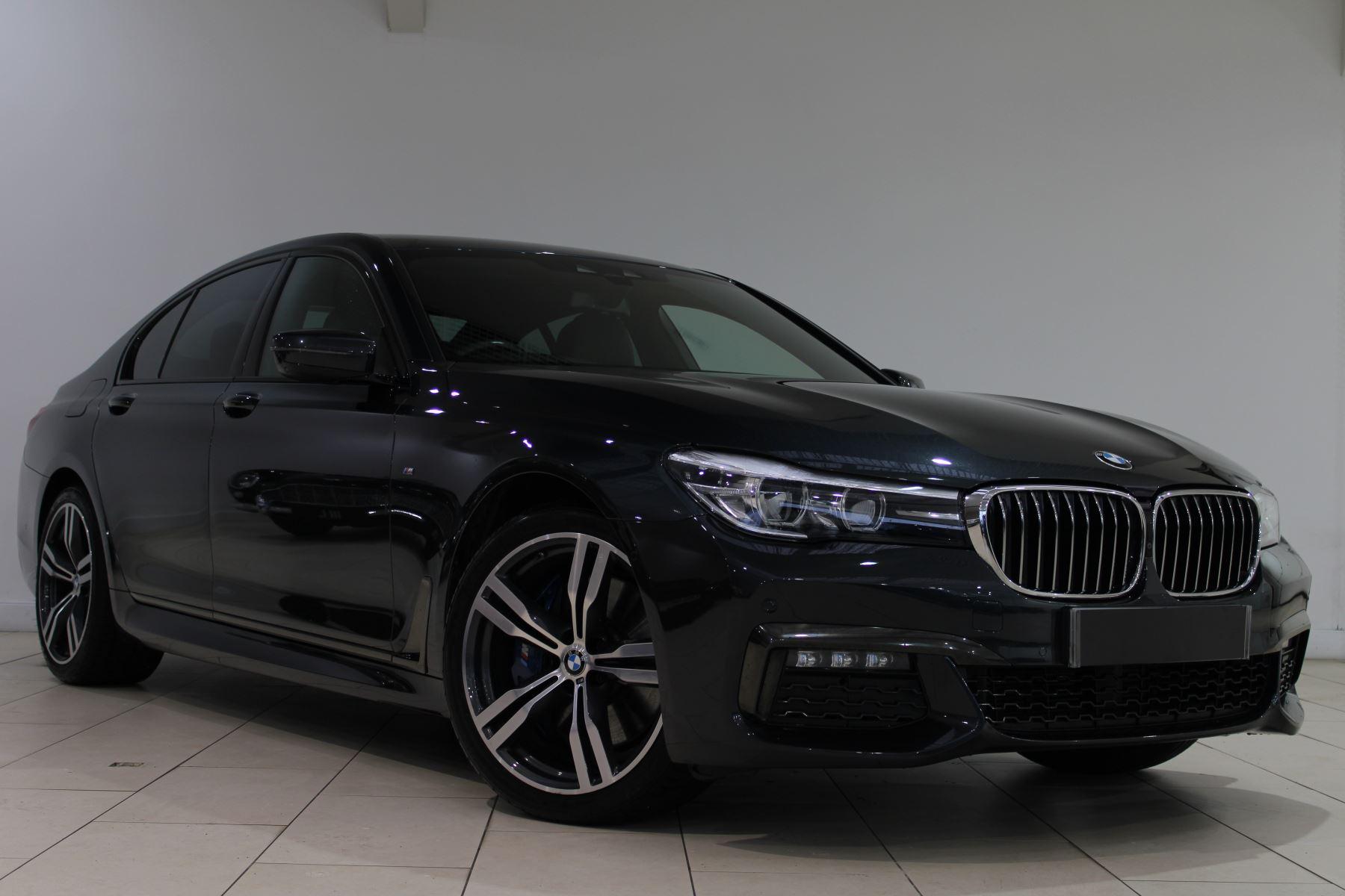 BMW 7 Series 740d xDrive M Sport 3.0 Diesel Automatic 4 door Saloon (2019)