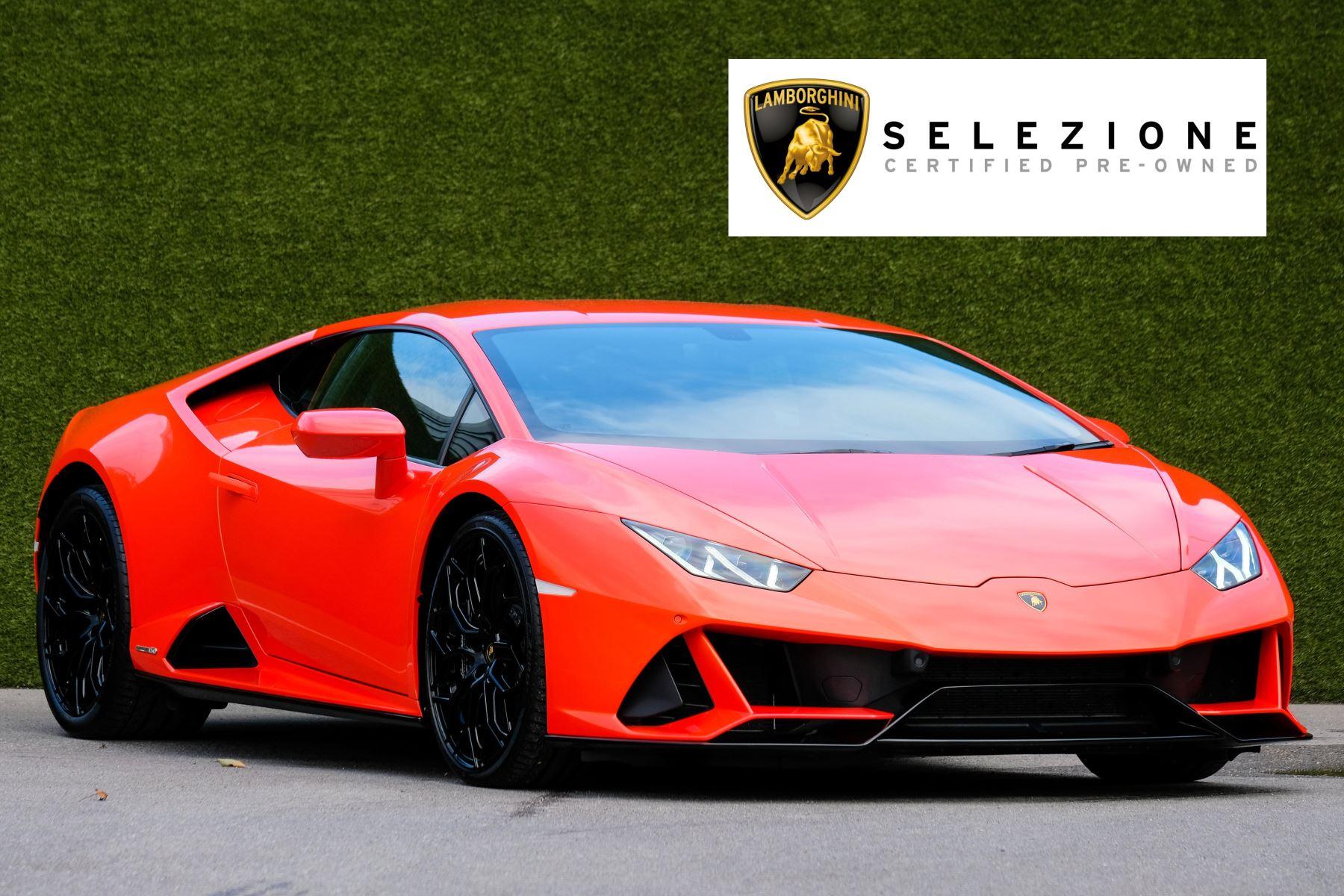 Lamborghini Huracan 5.2 V10 640 AWD Automatic 2 door Coupe (2019) image