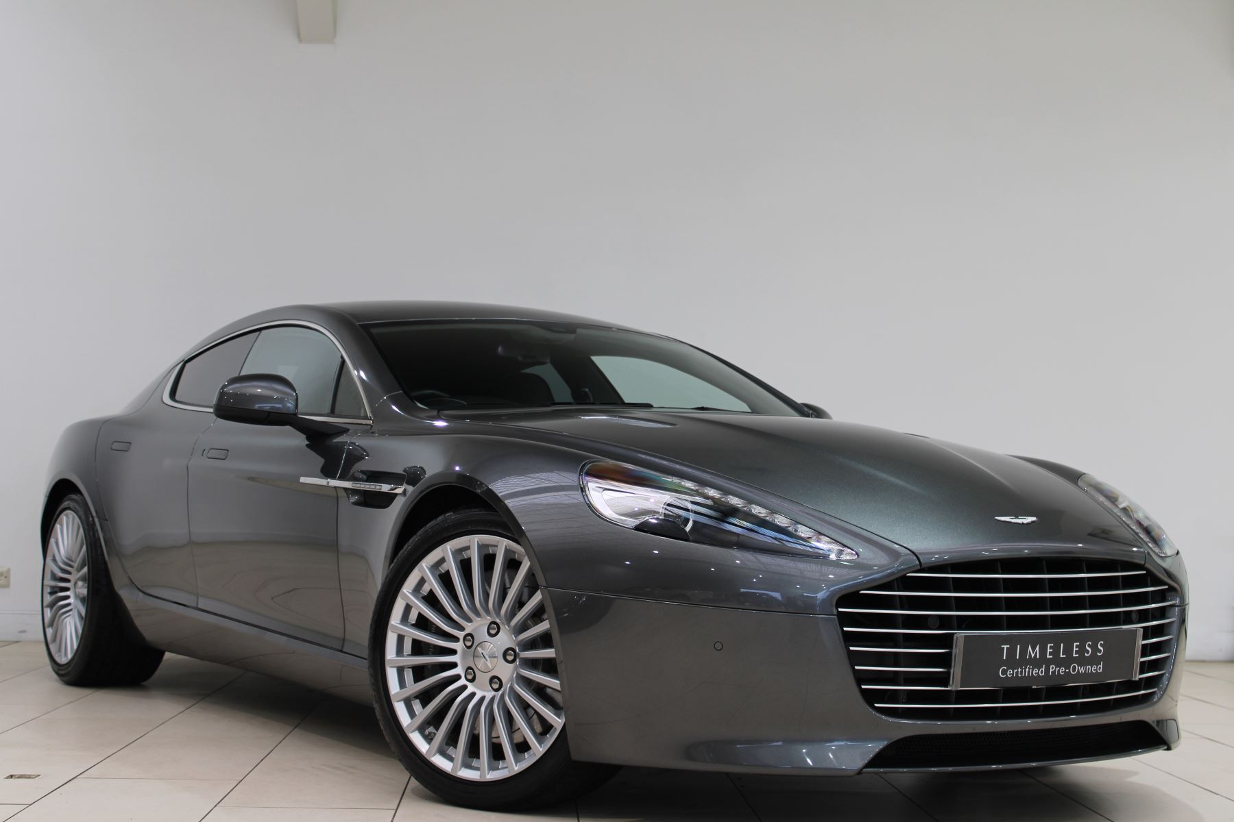 Aston Martin Rapide S V12 [552] 4dr Touchtronic III 5.9 Automatic 5 door Saloon