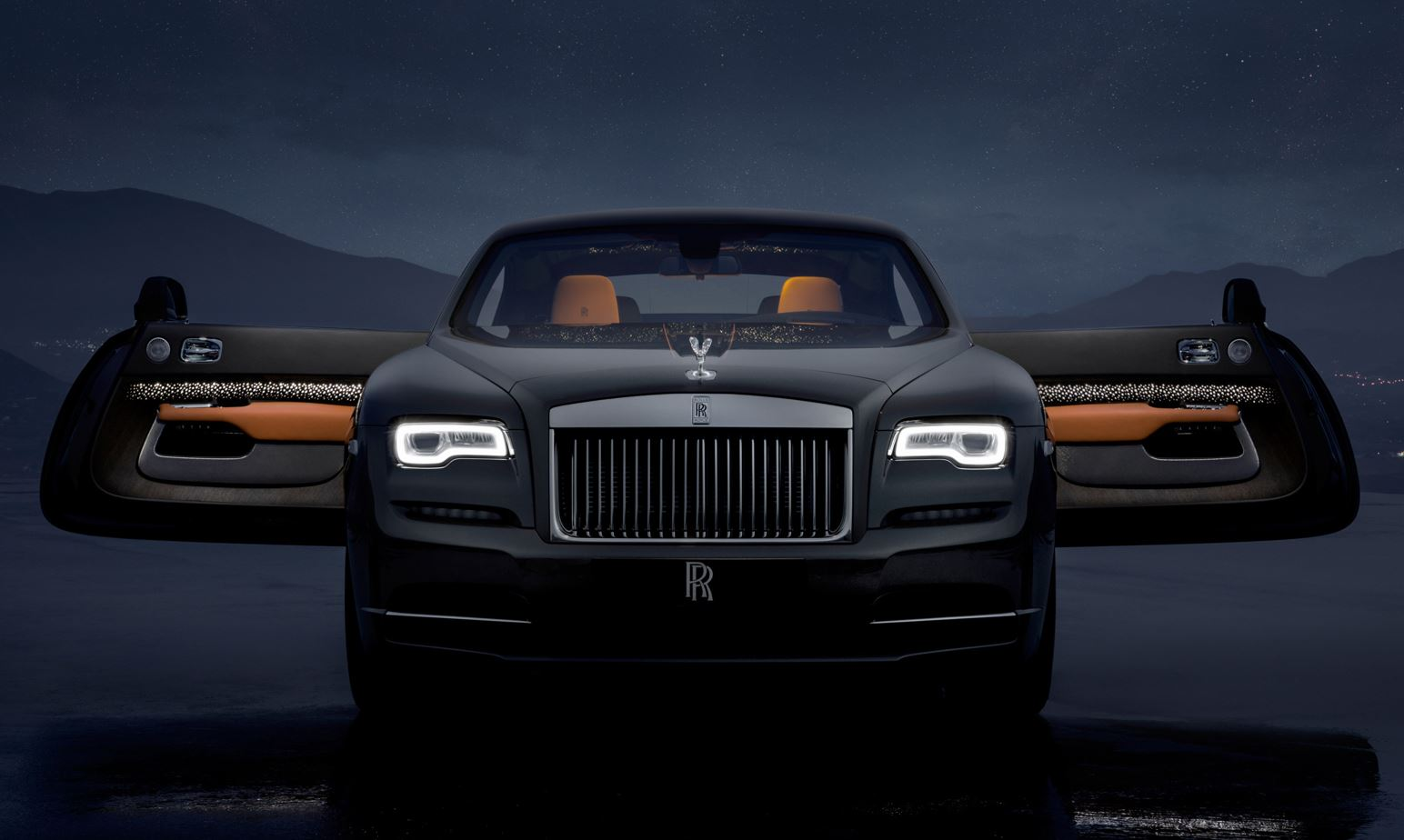Rolls-Royce Wraith LUMINARY EDITION 2dr Auto - 1 of 55 6.6 Automatic Coupe