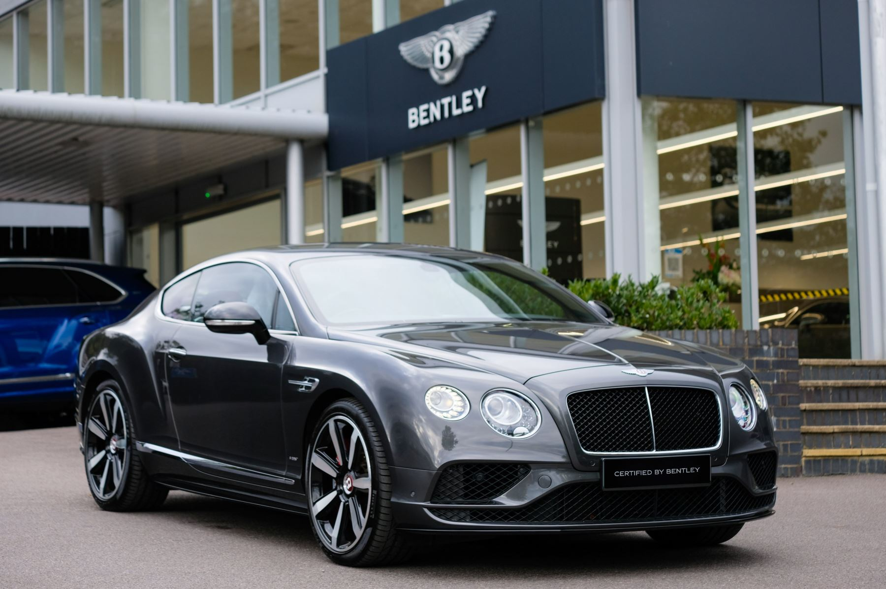 Bentley Continental GT 4.0 V8 S Mulliner Driving Spec - Sports Exhaust - Naim For Bentley Surround Sound System Automatic 2 door Coupe