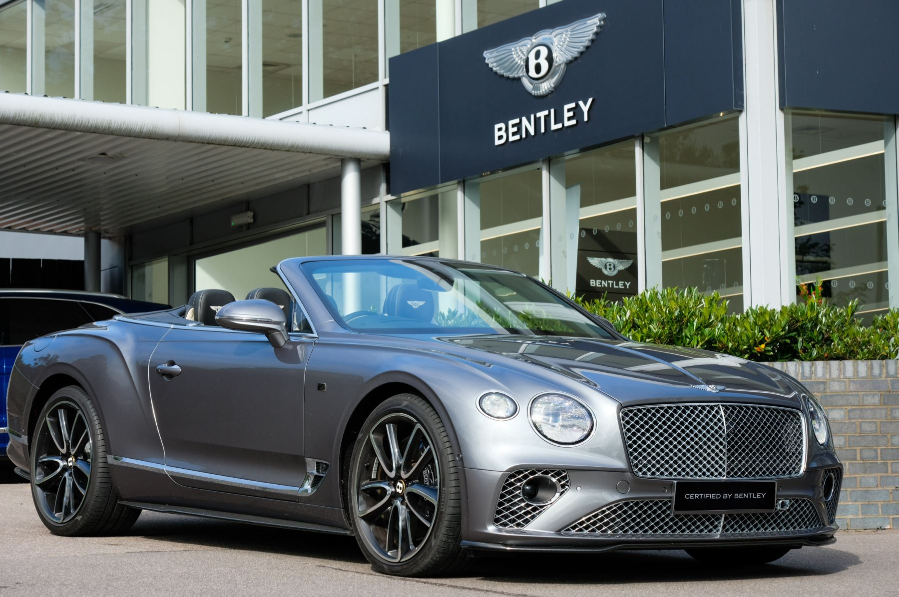 Bentley Continental GTC 6.0 W12 - 1st Edition - Centenary Specification Automatic 2 door Convertible