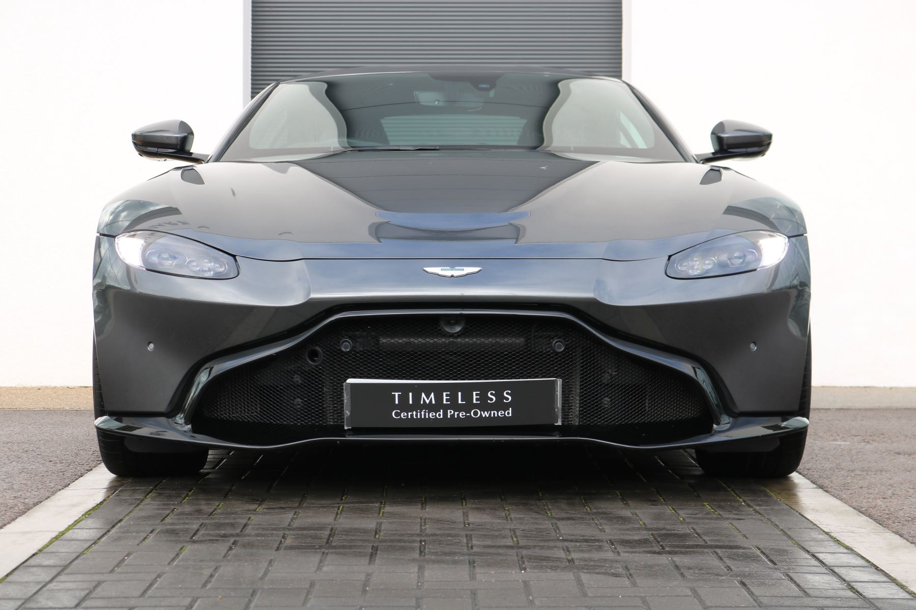 Aston Martin New Vantage 2dr ZF 8 Speed Free Servicing One Owner 4.0 Automatic 3 door Coupe