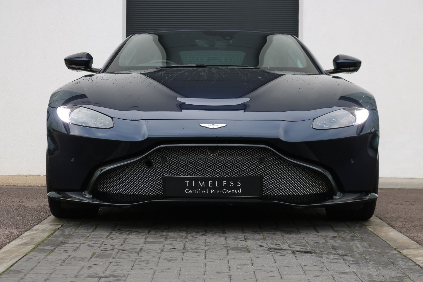 Aston Martin New Vantage 2dr ZF 8 Speed Free Servicing  4.0 Automatic 3 door Coupe