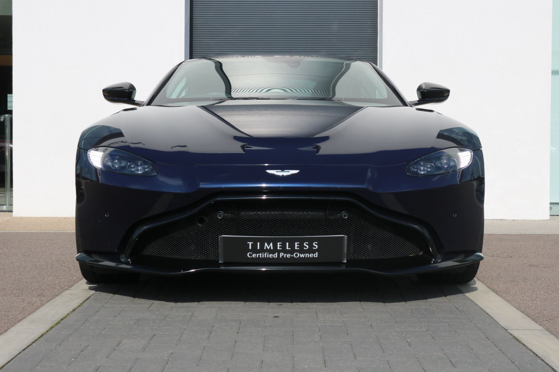 Aston Martin New Vantage 2dr ZF 8 Speed Free Servicing  4.0 Automatic Coupe