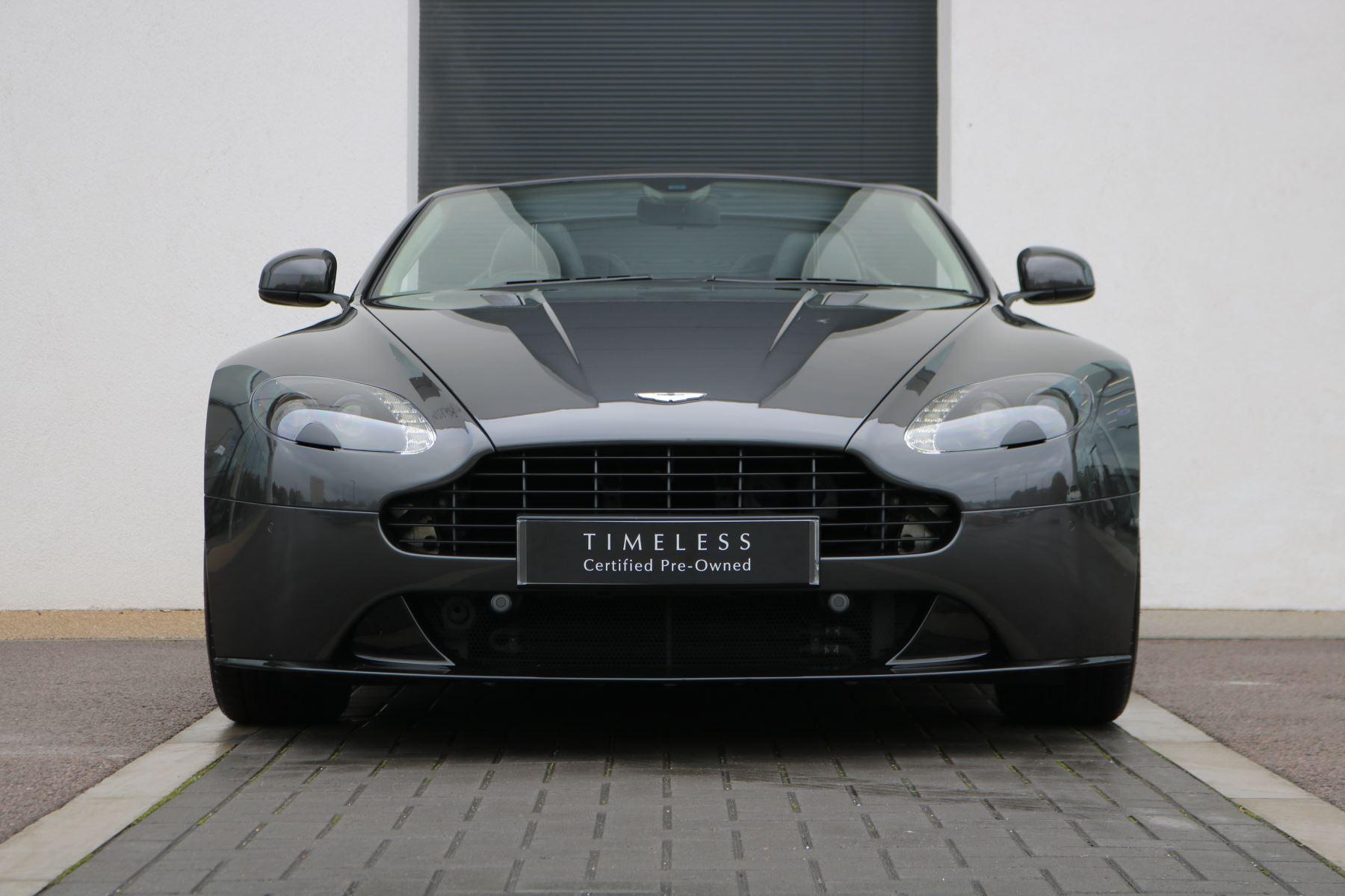 Aston Martin V8 Vantage S Roadster S 2dr 4.7 Roadster