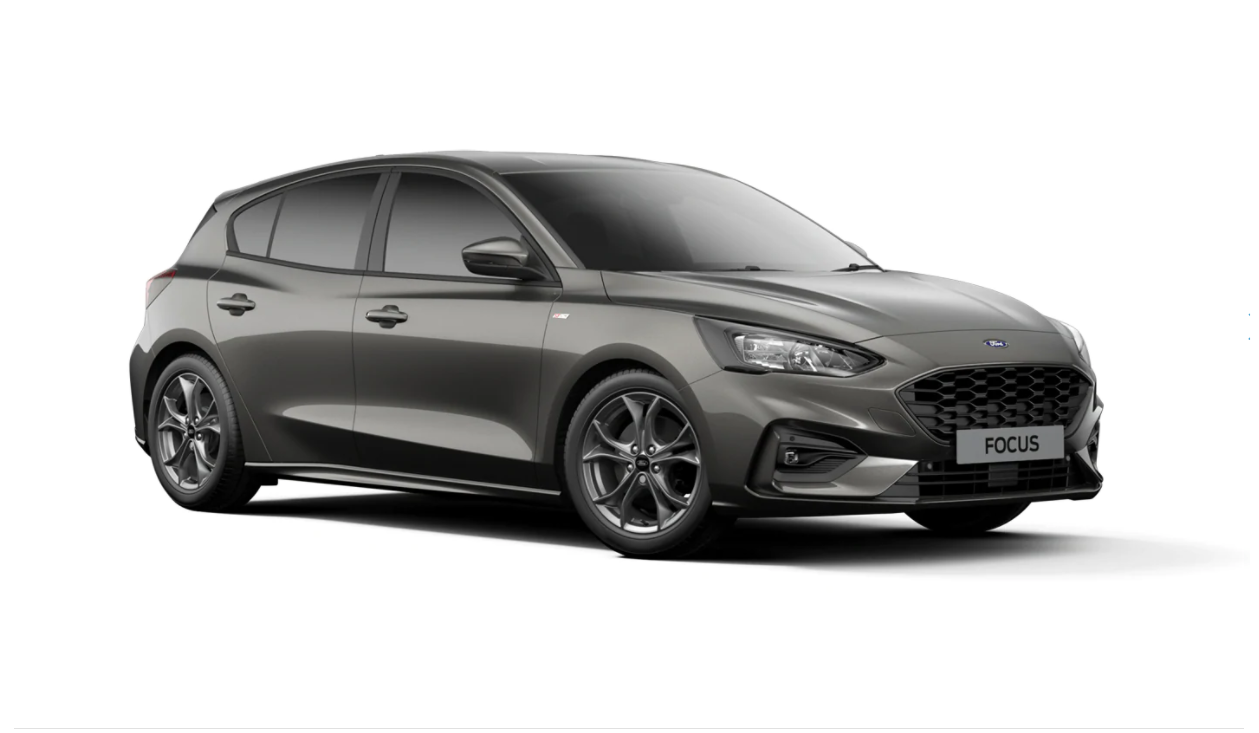 Ford Focus 1.0 EcoBoost 125 ST-Line X 5dr with Heated Seats and Navigation Hatchback (2020)