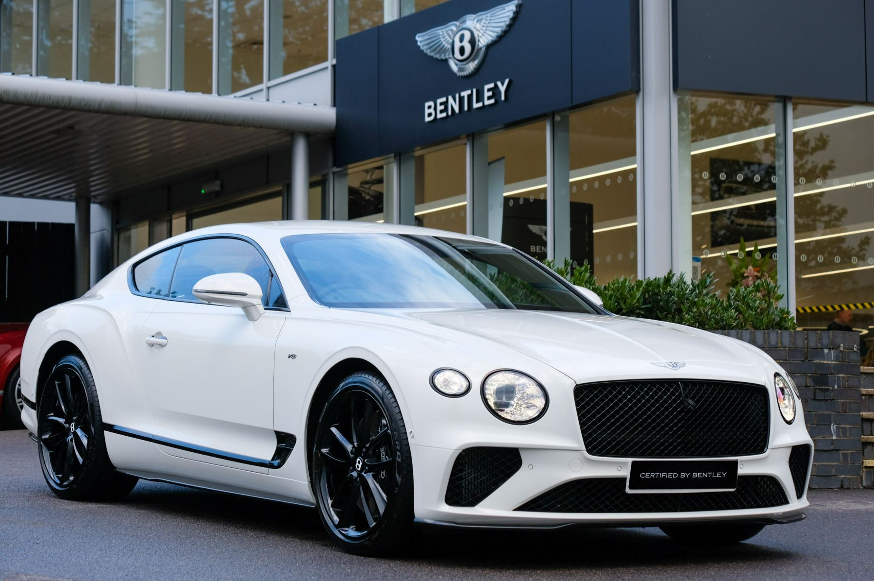 Bentley Continental GT 4.0 V8 - Mulliner Driving Specification & Exterior Carbon Styling Kit Automatic 2 door Coupe